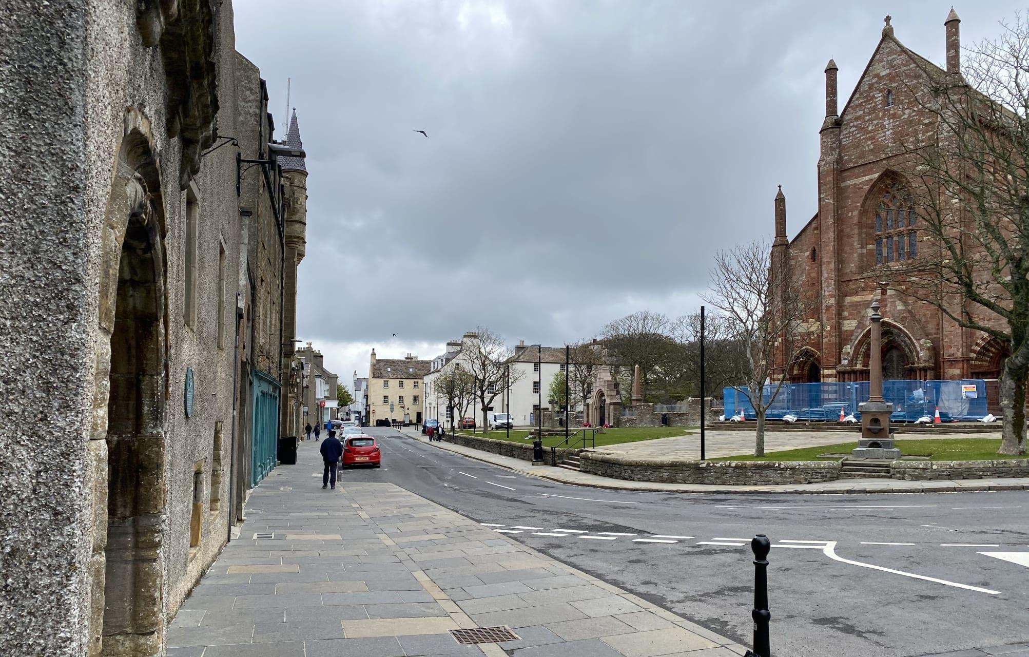 Orkney - Walking Tour of Kirkwall, Part 2
