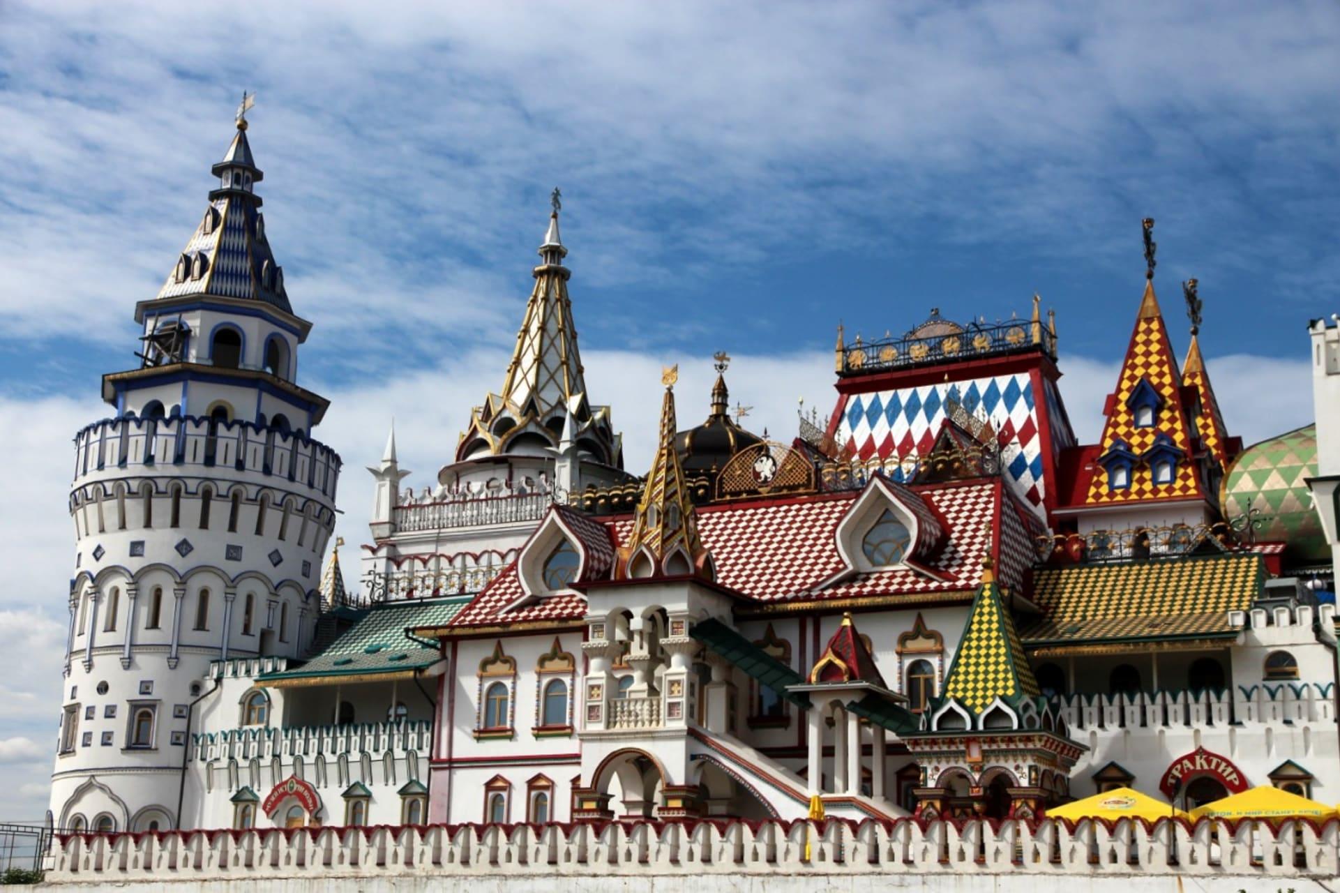 Moscow - Izmailovo Market Tour