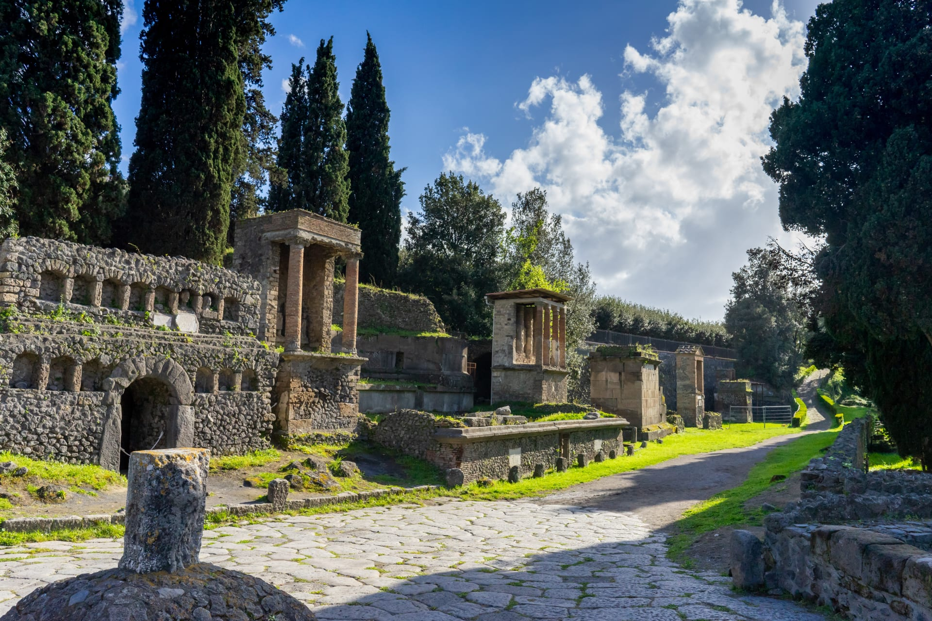 Pompeii and  Herculaneum - Pompeii: Life and Death in a Roman Town