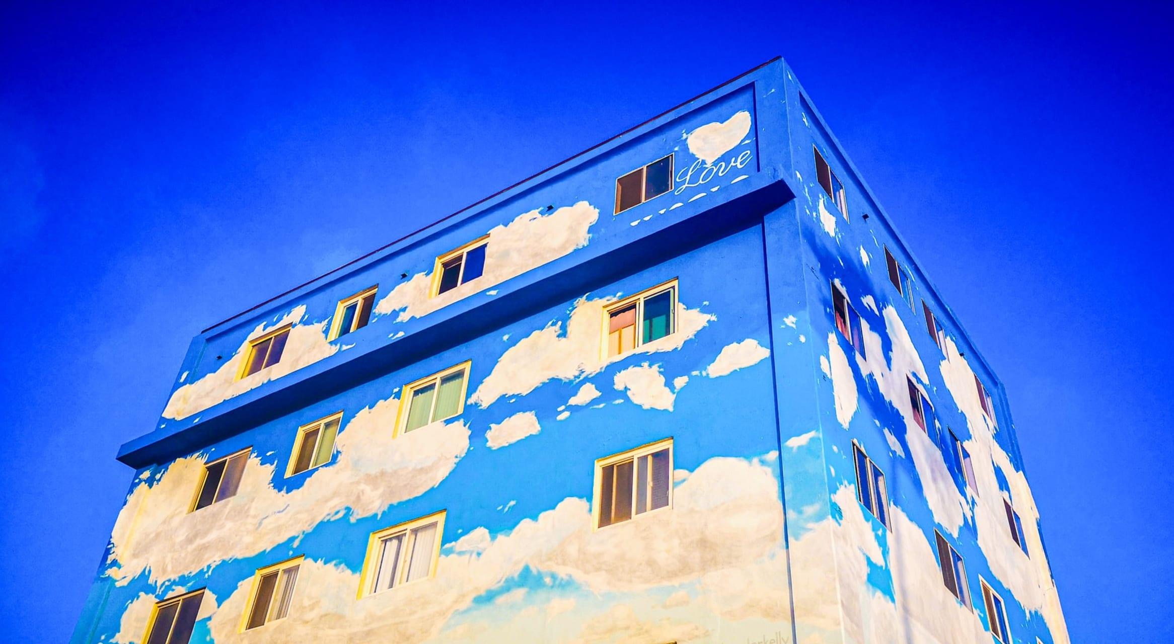 Los Angeles - Venice Beach Murals and Countercultures