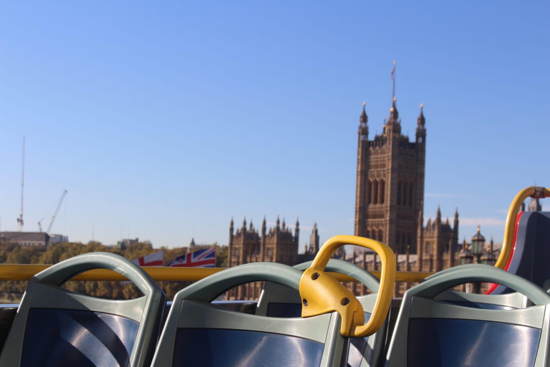 London - London Open Top Bus Tour
