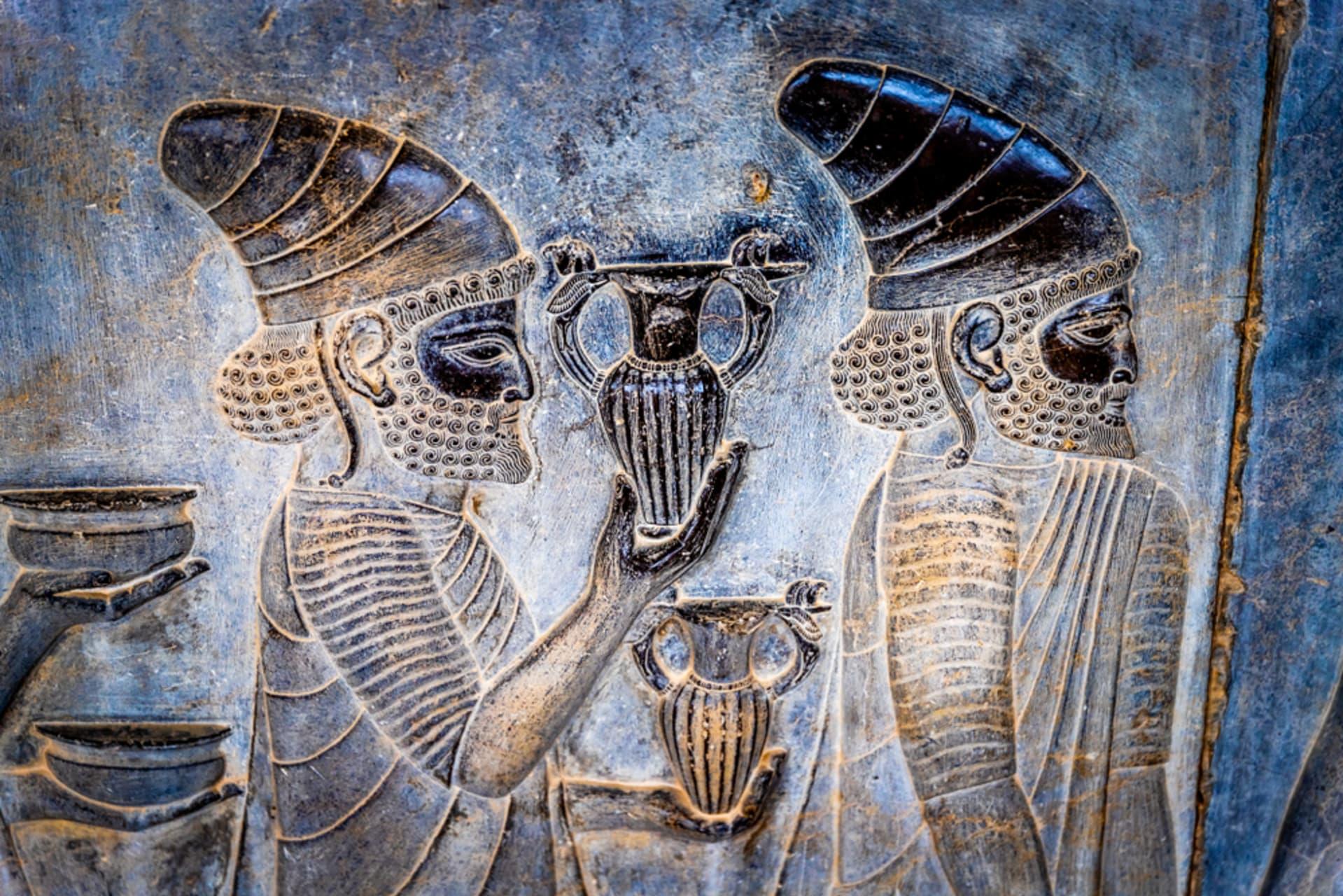 Persepolis and Necropolis - Persepolis, The Ancient Persian Empire: Part I