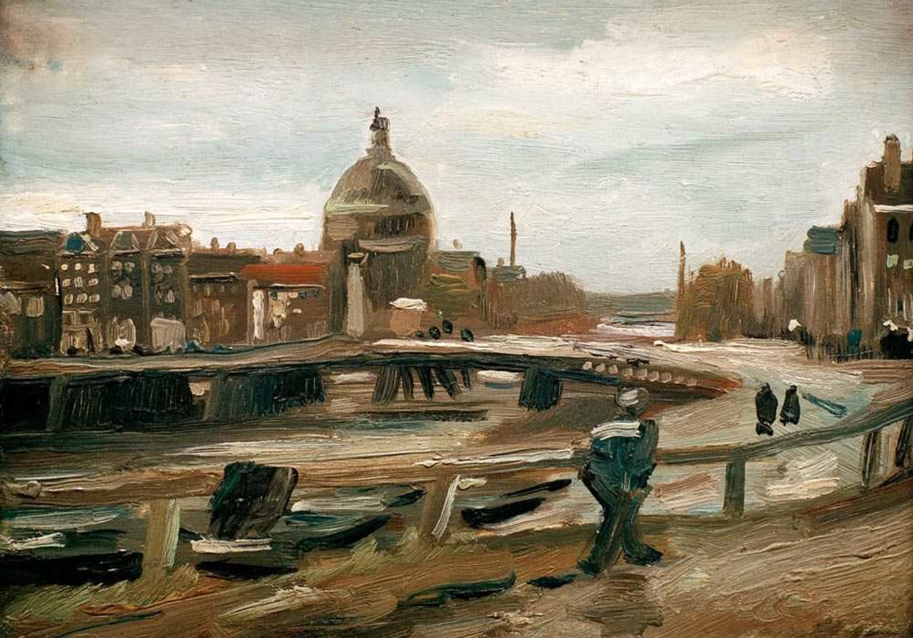 Amsterdam - Vincent Van Gogh: his early years