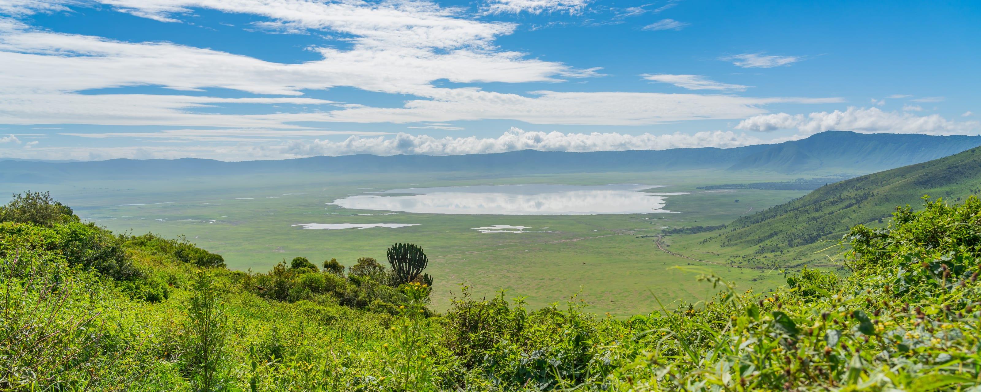 Ngorongoro - Ngorongoro Crater