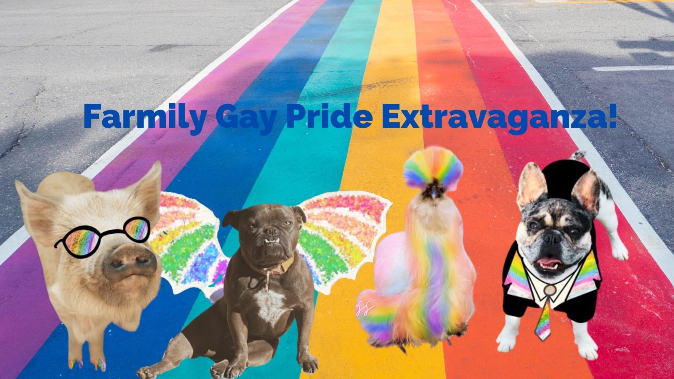 San Francisco - The Farmily Gay Pride Extravaganza