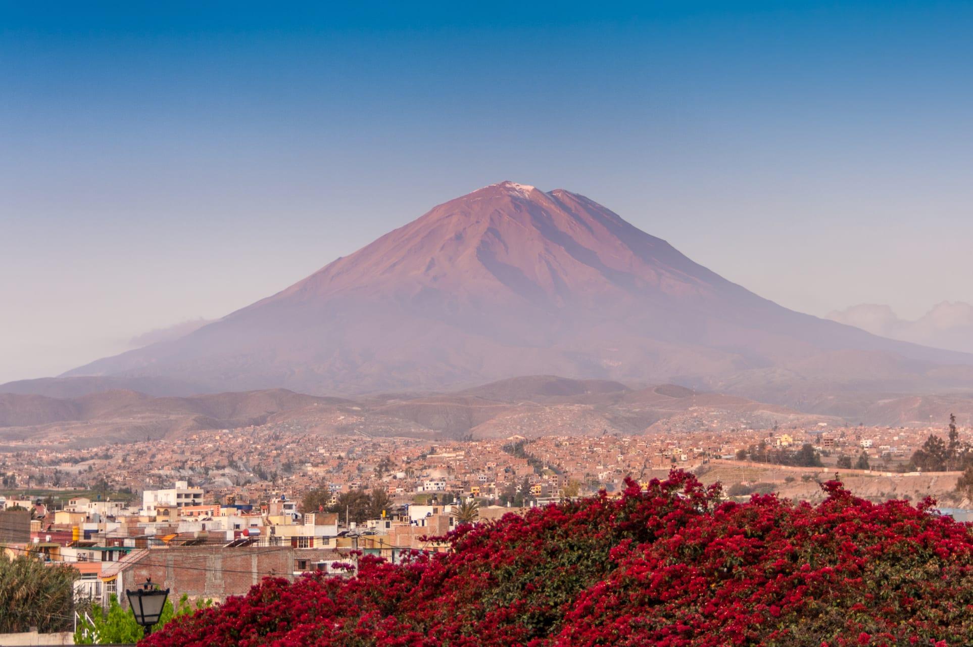 Arequipa - Explosive  Perú