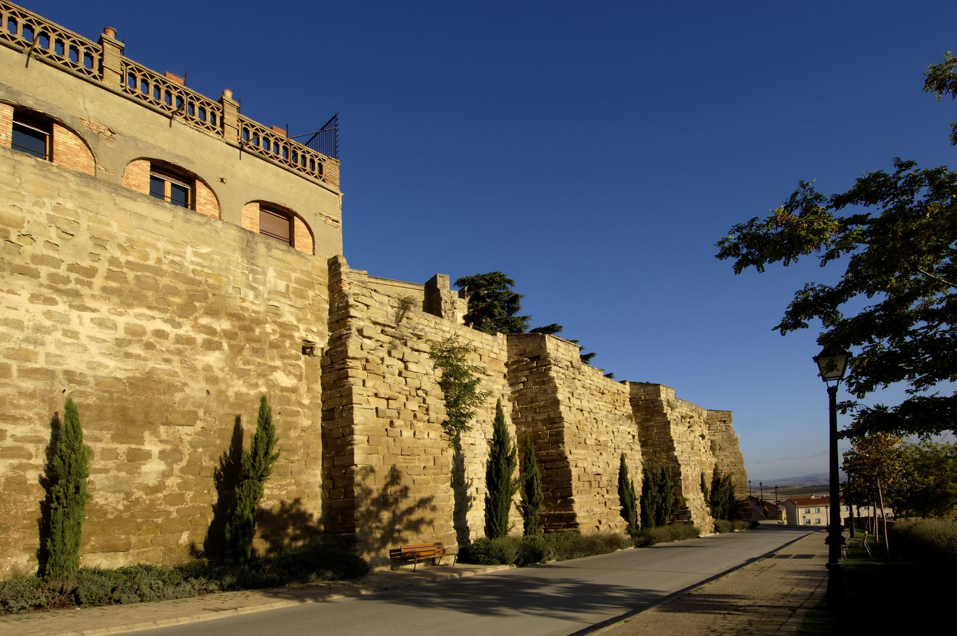 Navarre - Viana, Where Cesar Borgia is Buried