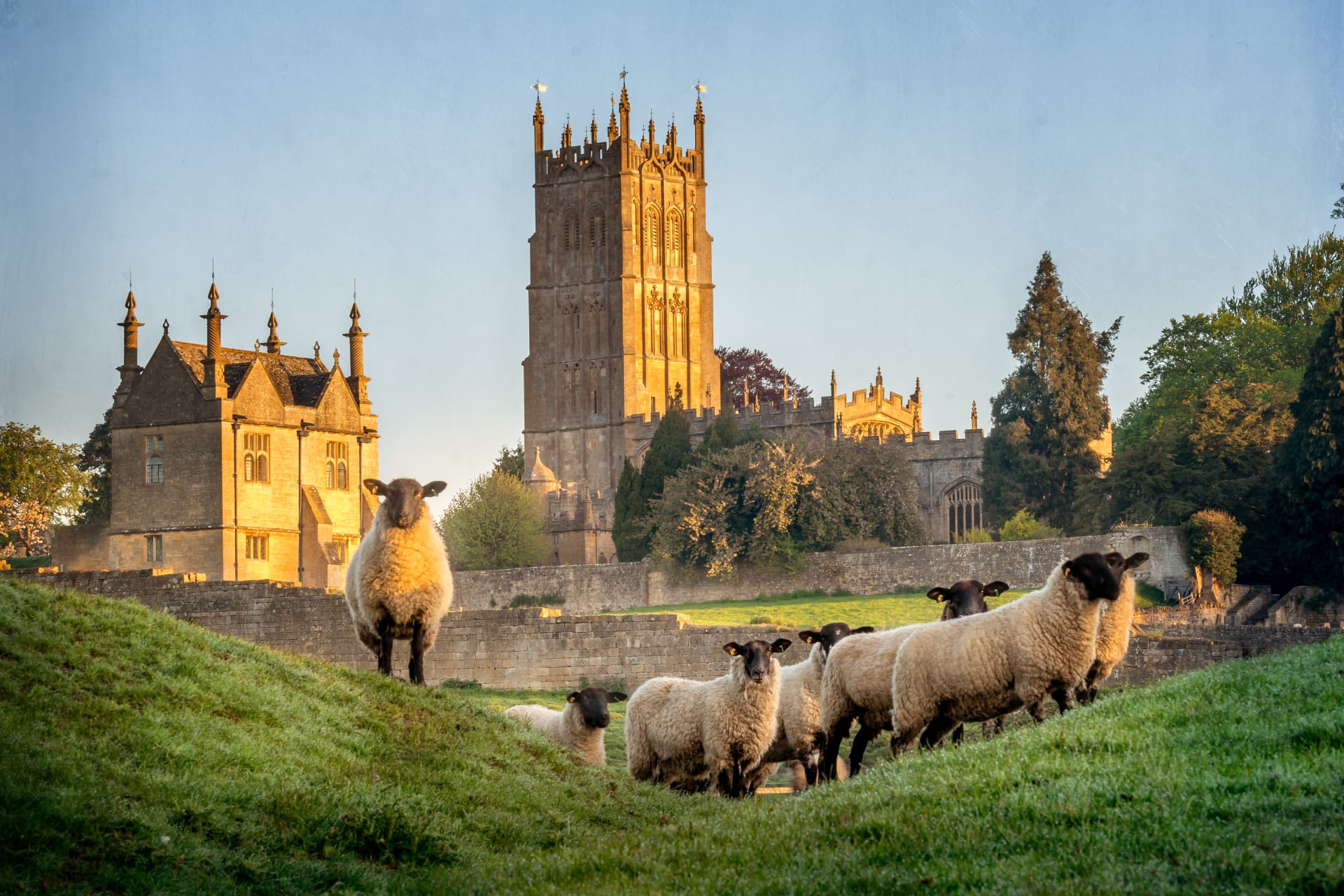 Cotswolds - Die goldenen Cotswolds - Chipping Campden (TOUR IN GERMAN)