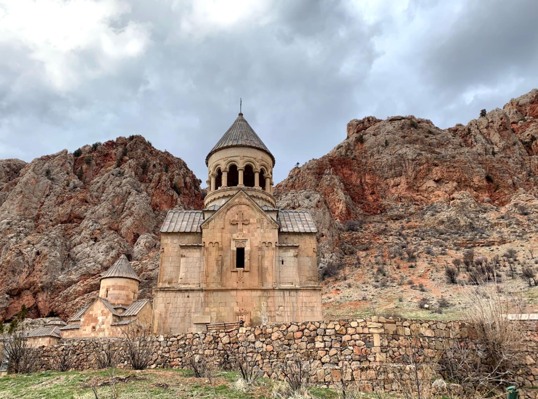Yerevan - Explore a Medieval Armenian Monastery in the Mountains