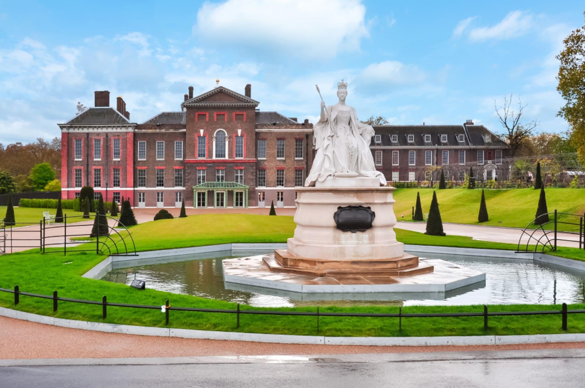London - Kensington Palace and Gardens
