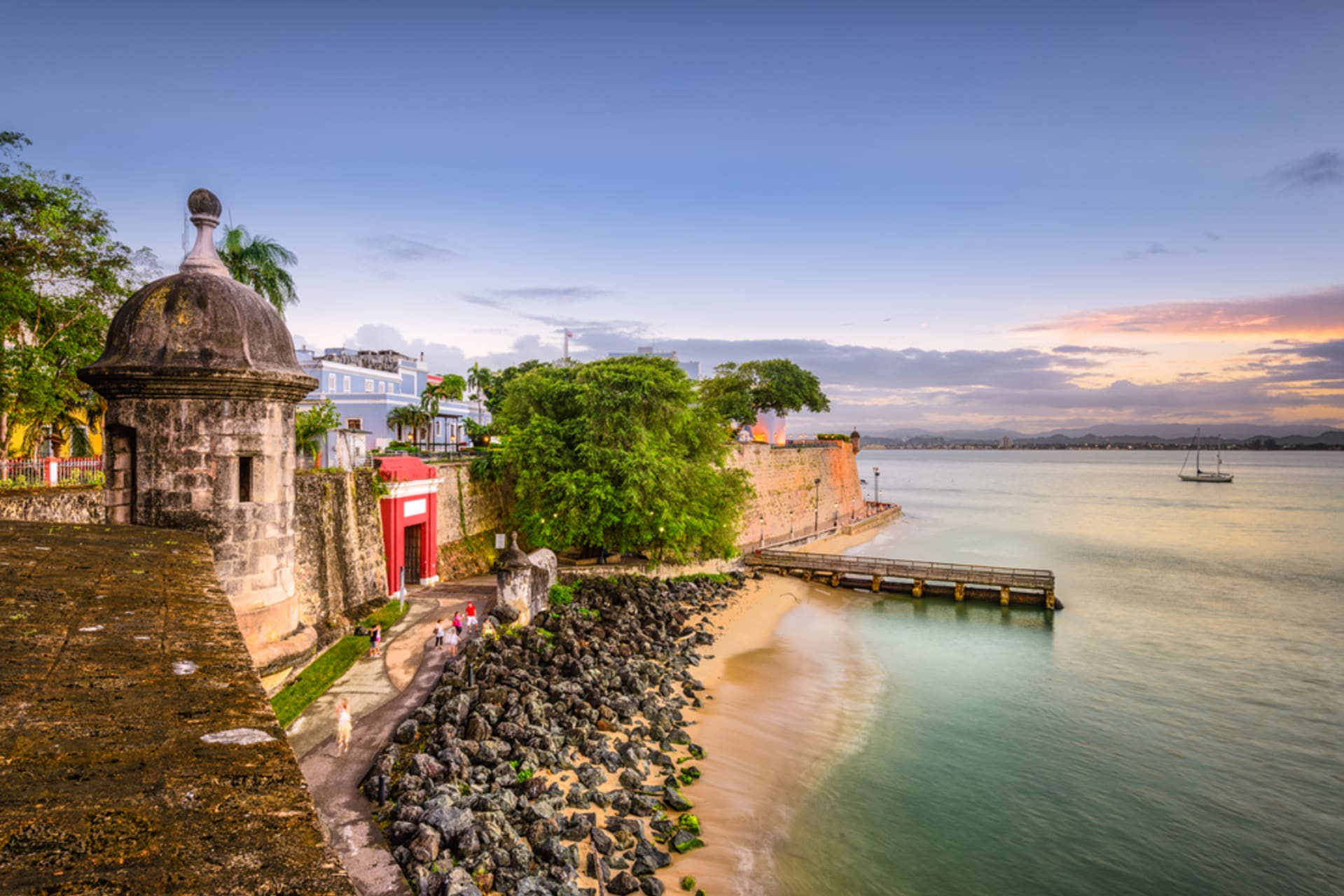 San Juan - The importance of Puerto Rico in the New World