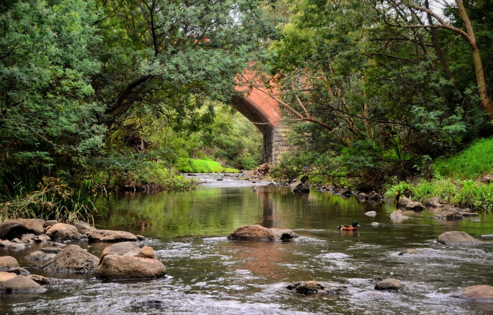 Melbourne - Meet me on the Merri
