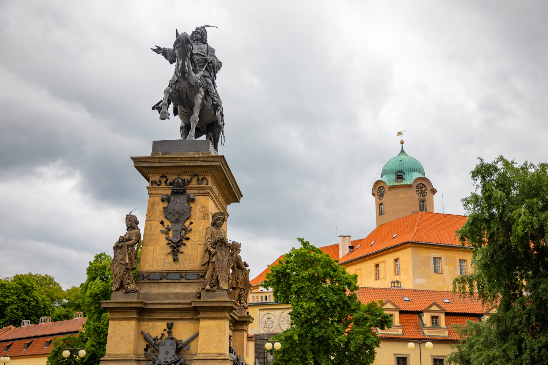 Poděbrady - Podebrady - The Loveliest Czech Spa Town