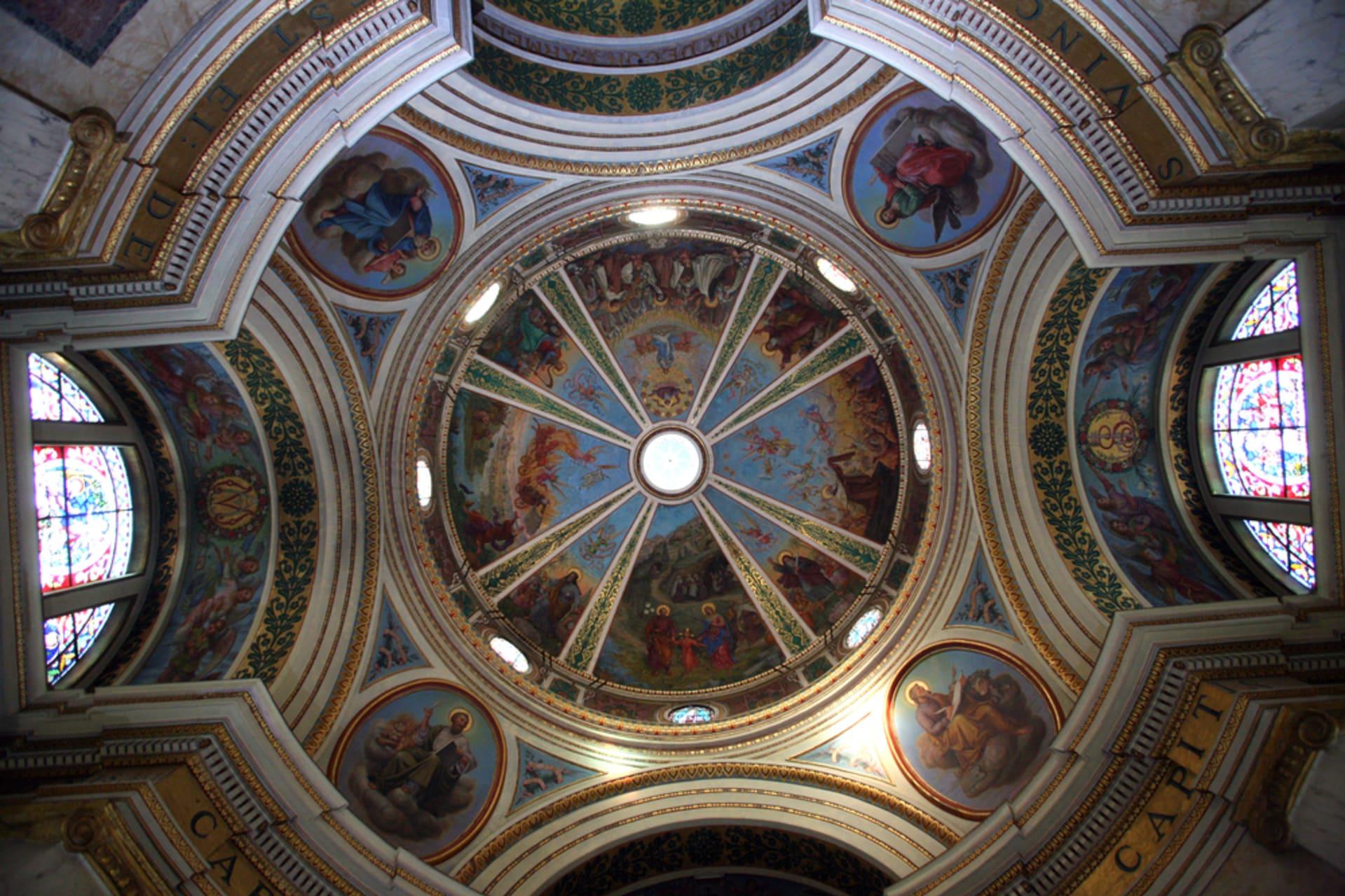 Haifa - Spiritual Haifa, Part I: Stella Maris Carmelite Monastery on the top of Mount Carmel