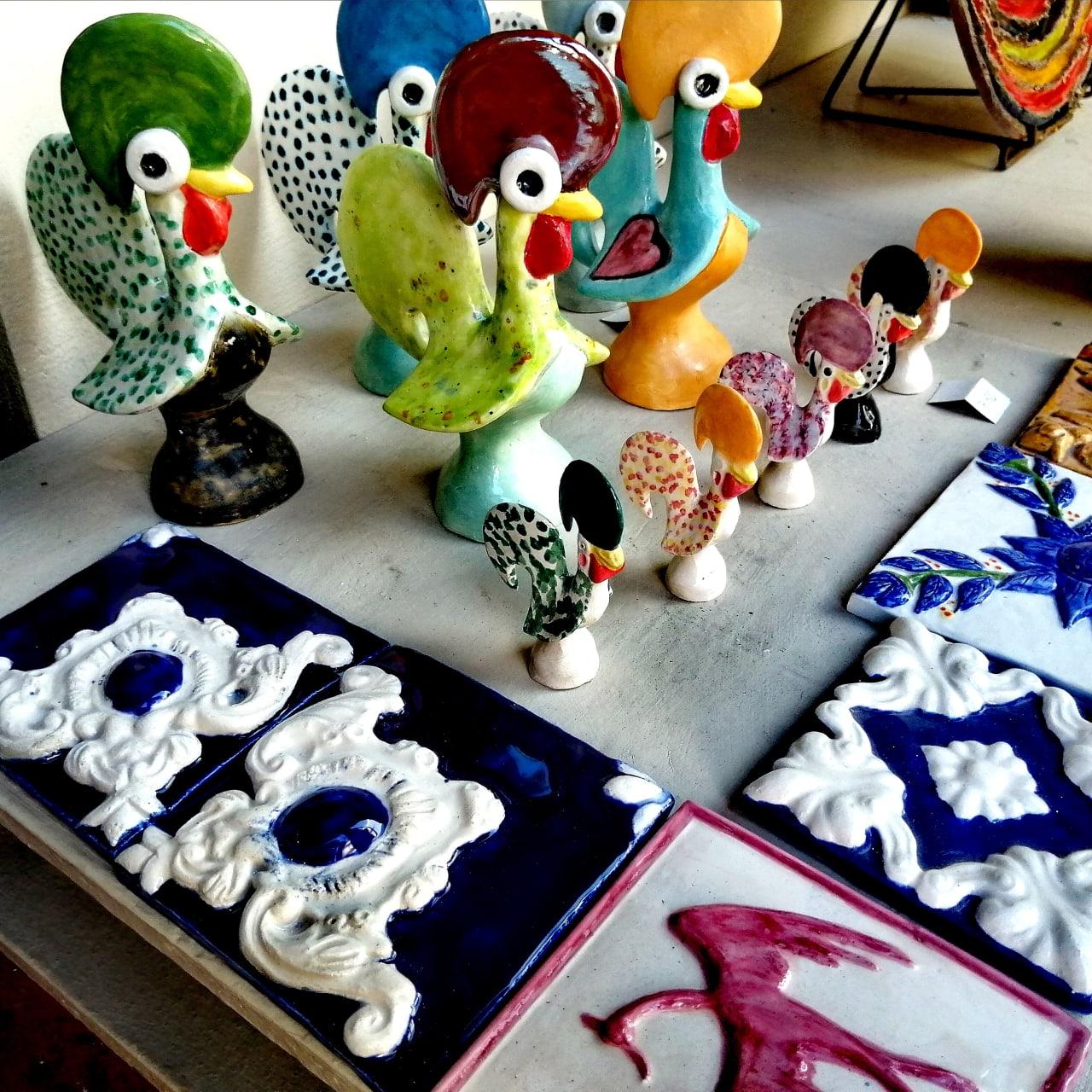 Gaia - Let's do Ceramics together?