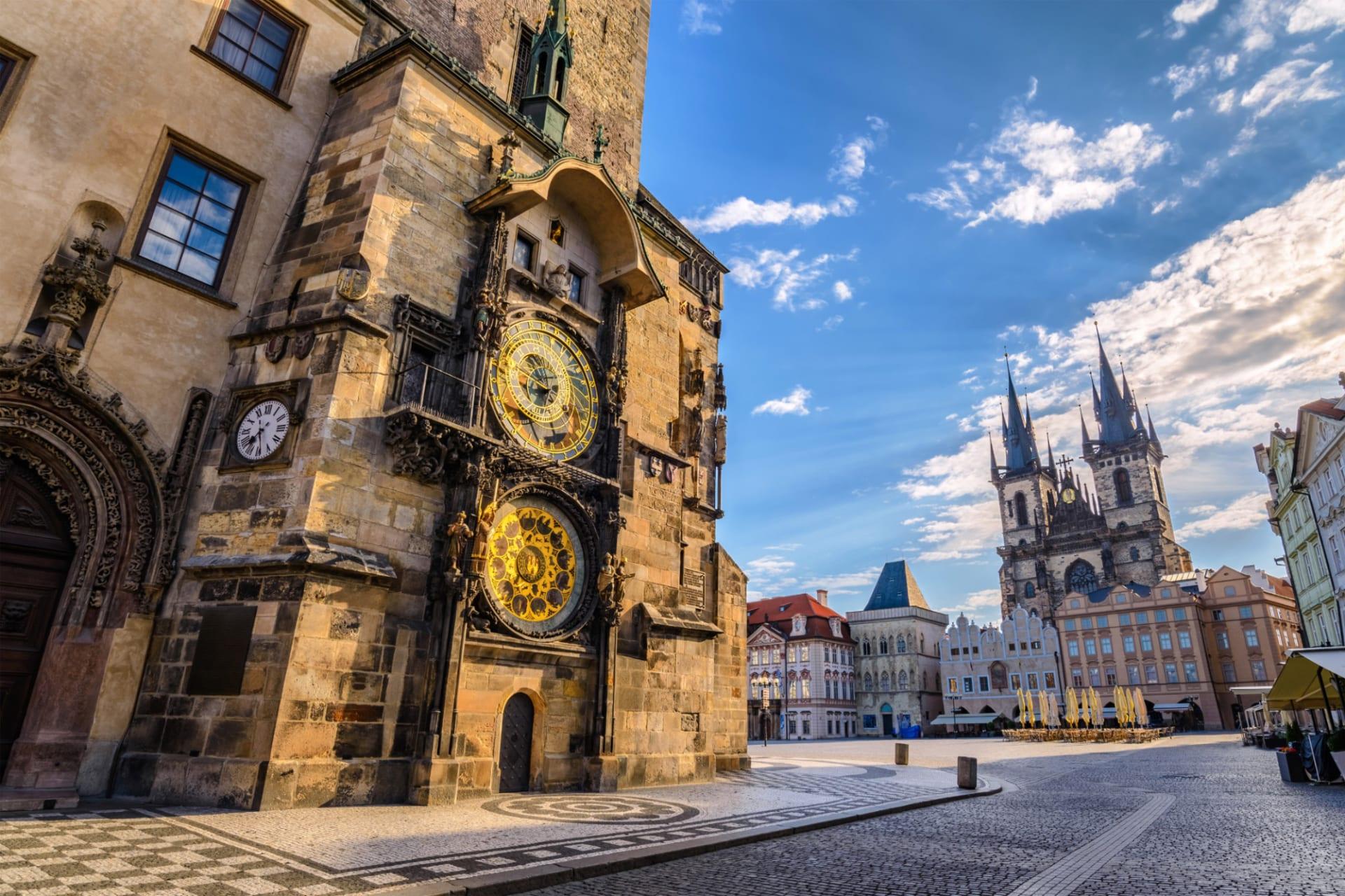 Prague - Discover Prague Tour