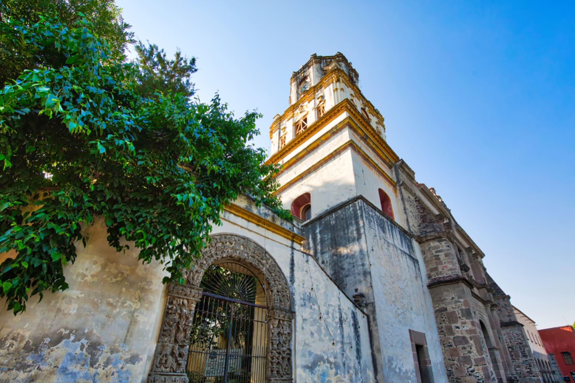 Mexico City - Coyoacan
