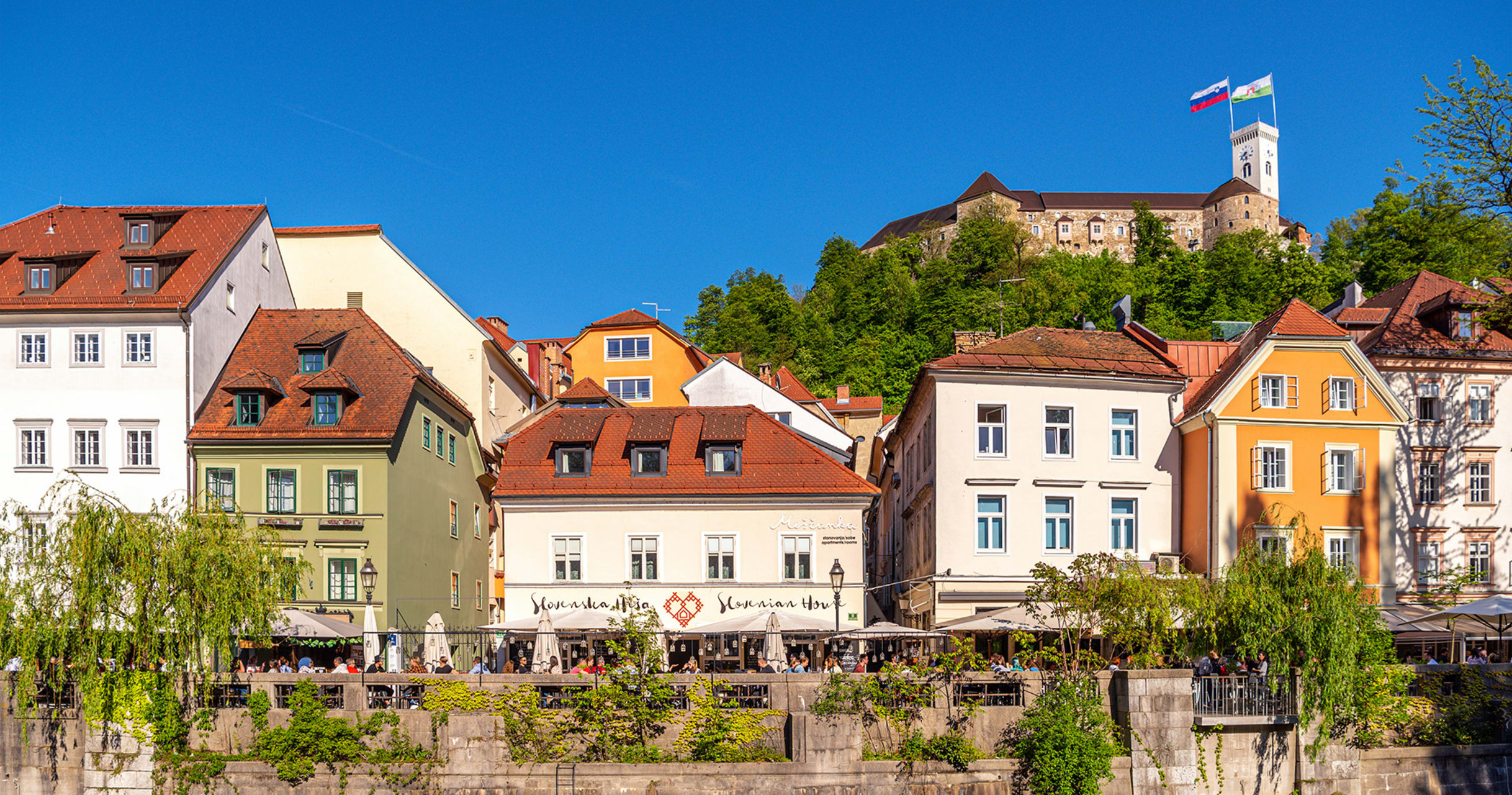 Ljubljana - Ljubljana Wanderlust