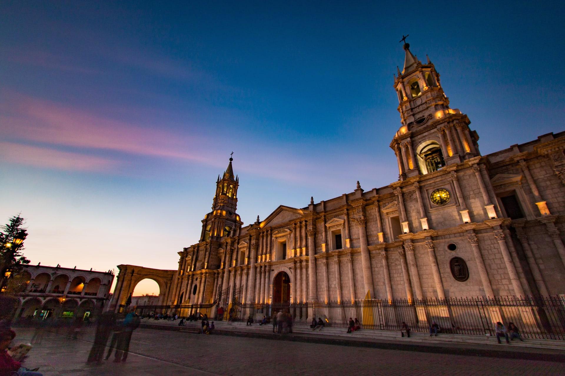 Arequipa - Aniversary of Arequipa City(Celebrations)
