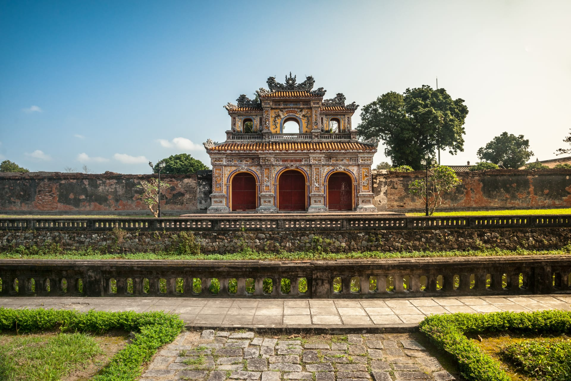 Hue - Discovering Huế - Day 6: How Big Is The Citadel?