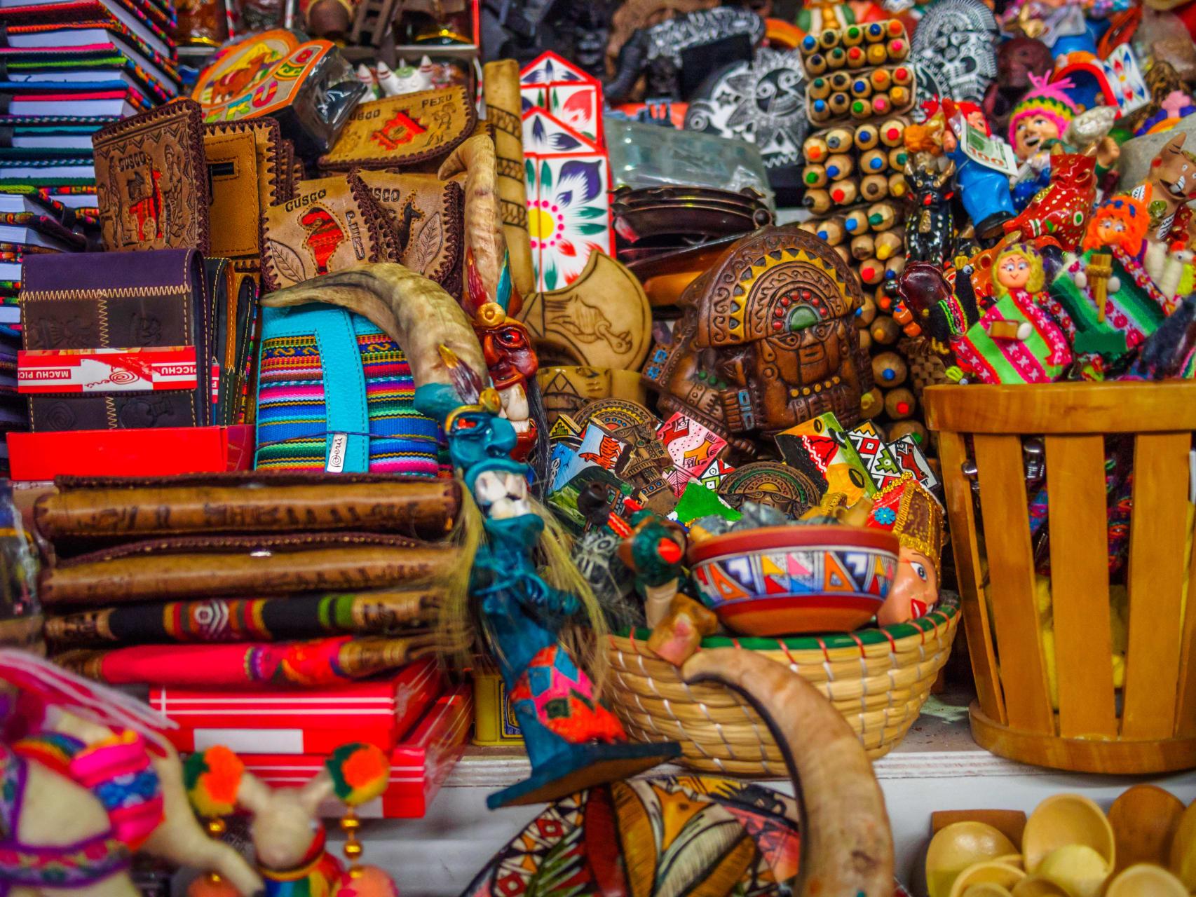 Cusco - Cusco Part II: Traditional Market San Pedro