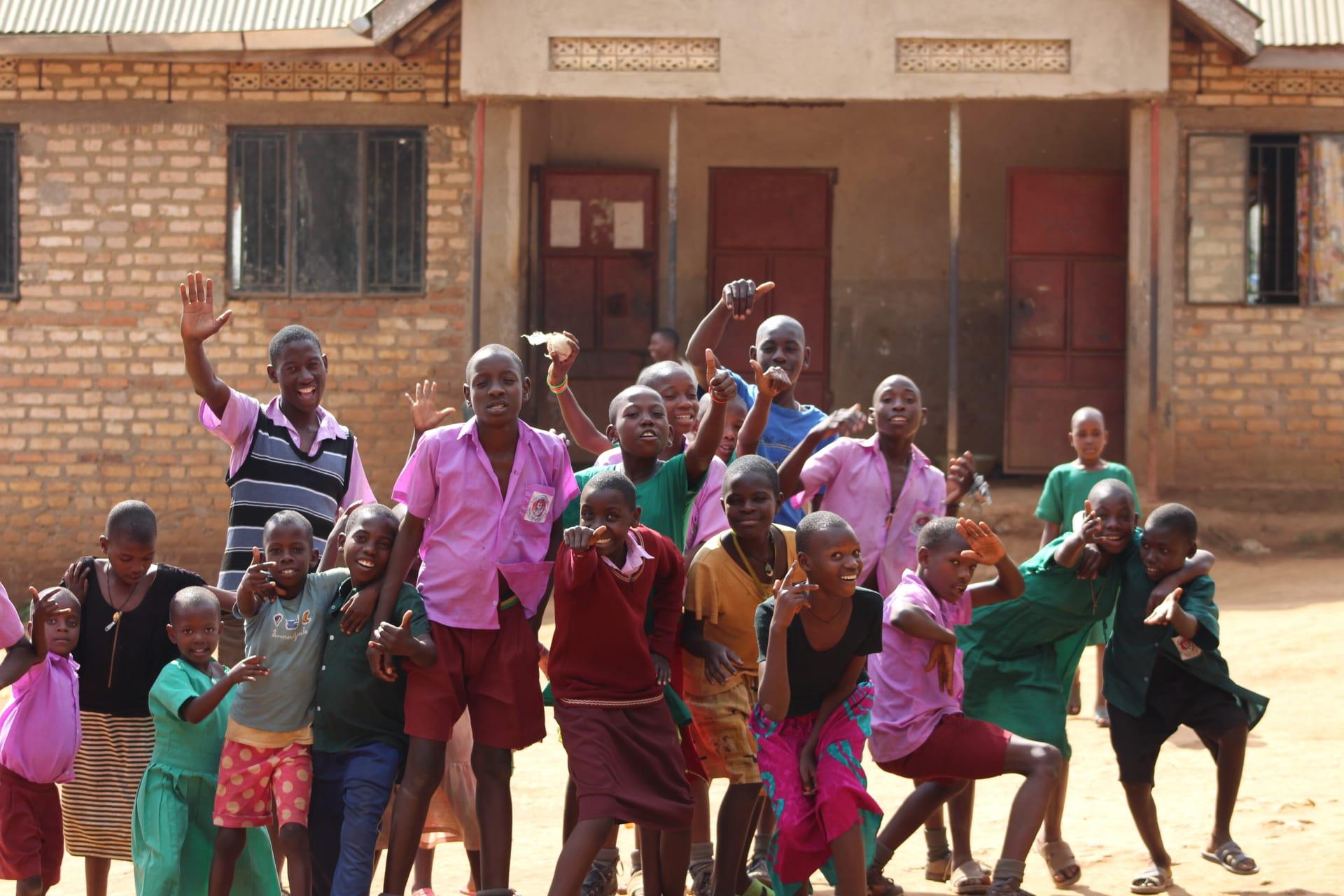 Masaka - Good Samaritan School for the Deaf & The Kitengeesa Community