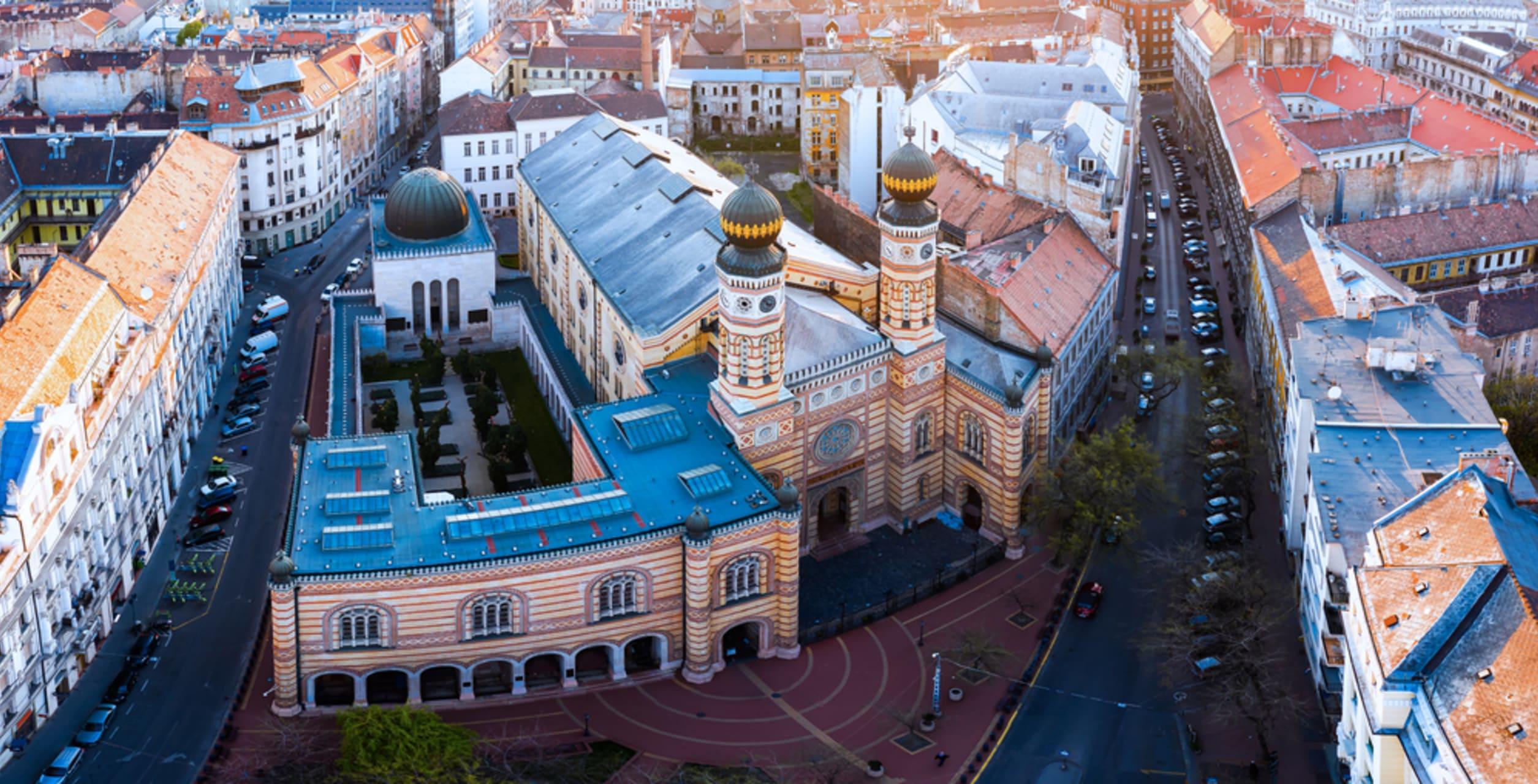 Budapest - Budapest's Jewish Legacy: Historical Jewish Quarter Part 2
