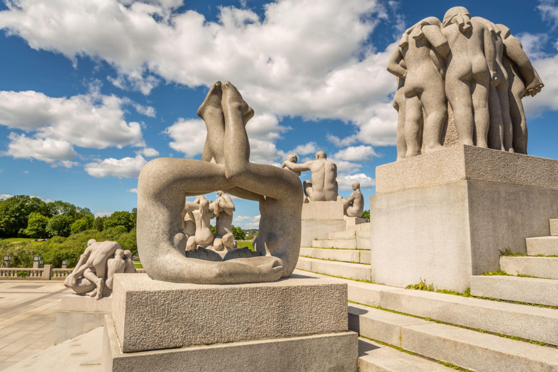 Oslo - Norwegian Cultural Heritage: Vigeland Sculpture Park