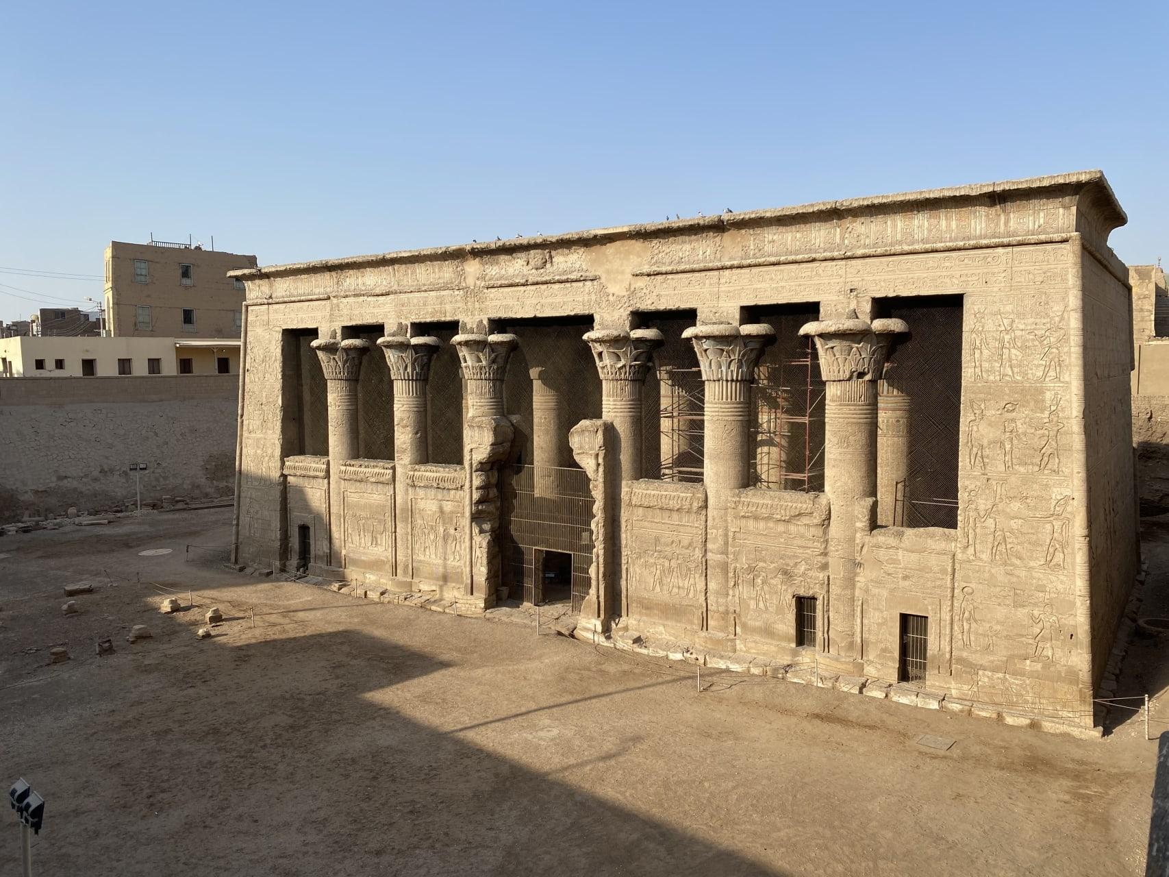 Luxor - Esna Temple of Khnum