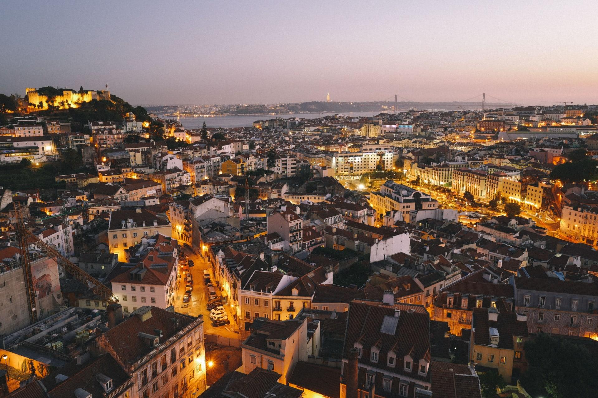 Lisbon - Alfama the heart of the Ancient Lisbon