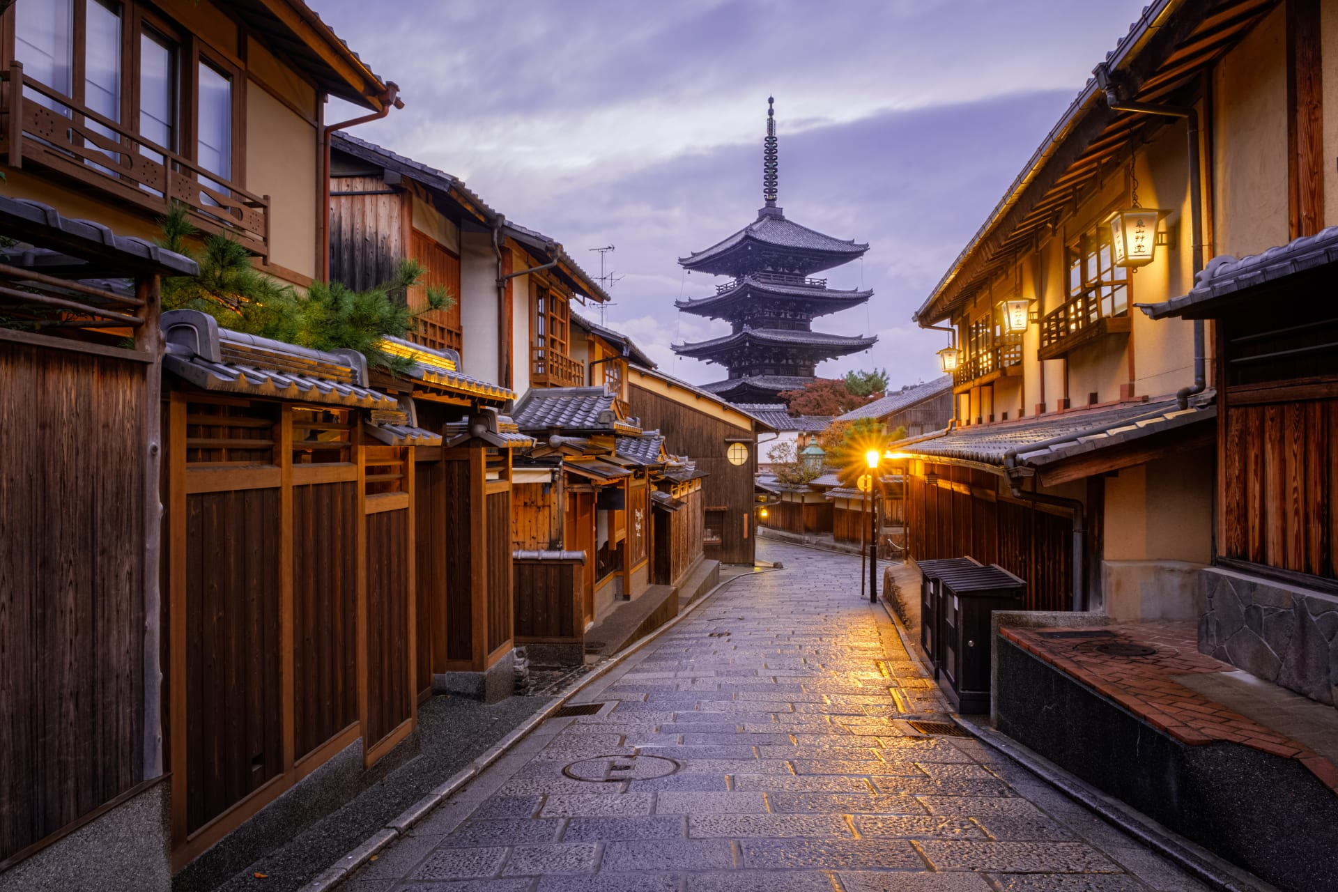 Kyoto - Discover Kyoto, the Old Capital of Japan: Virtually Learn About its History at Higashiyama