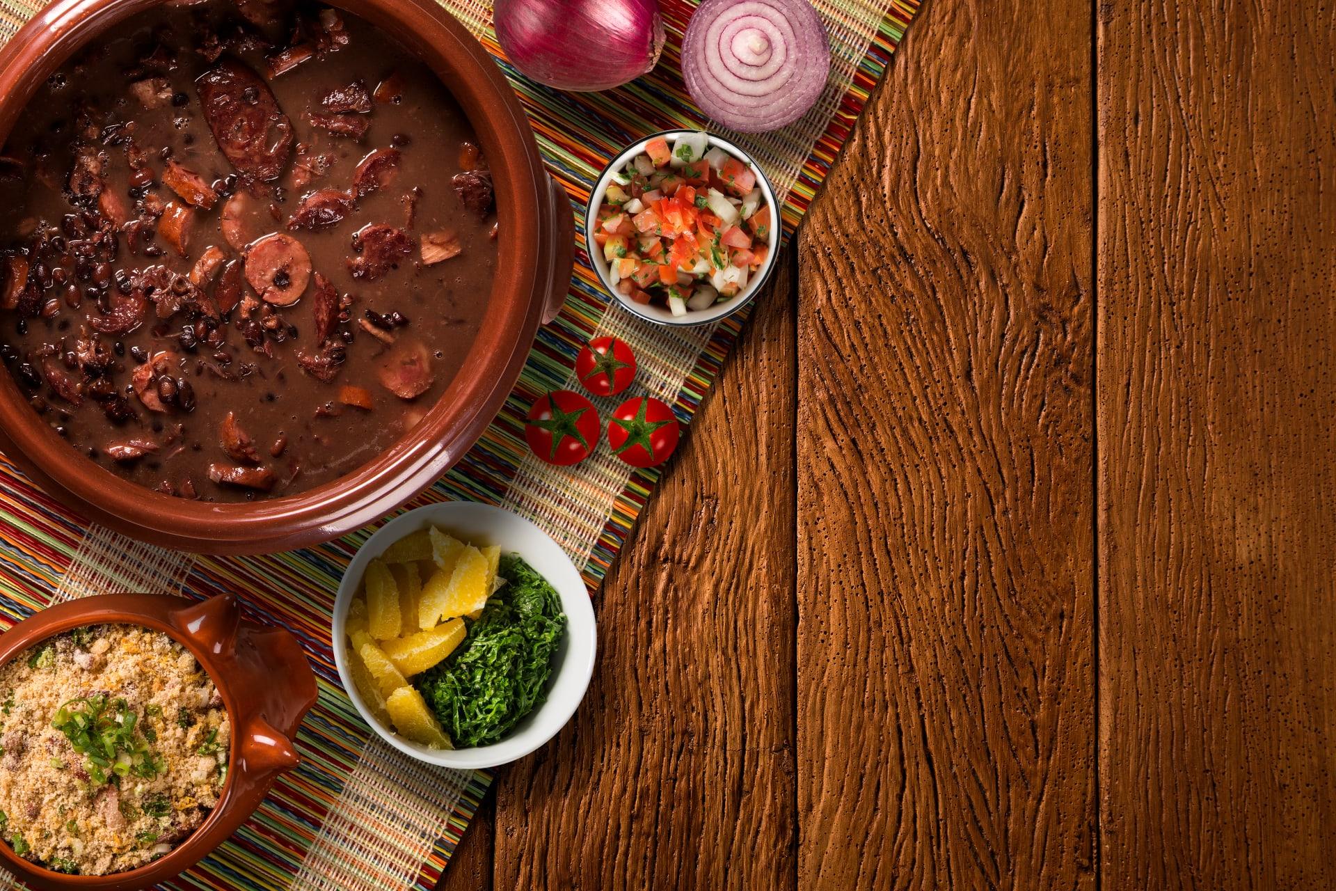 Rio de Janeiro - Feijoada - how to prepare the Brazilian National Dish