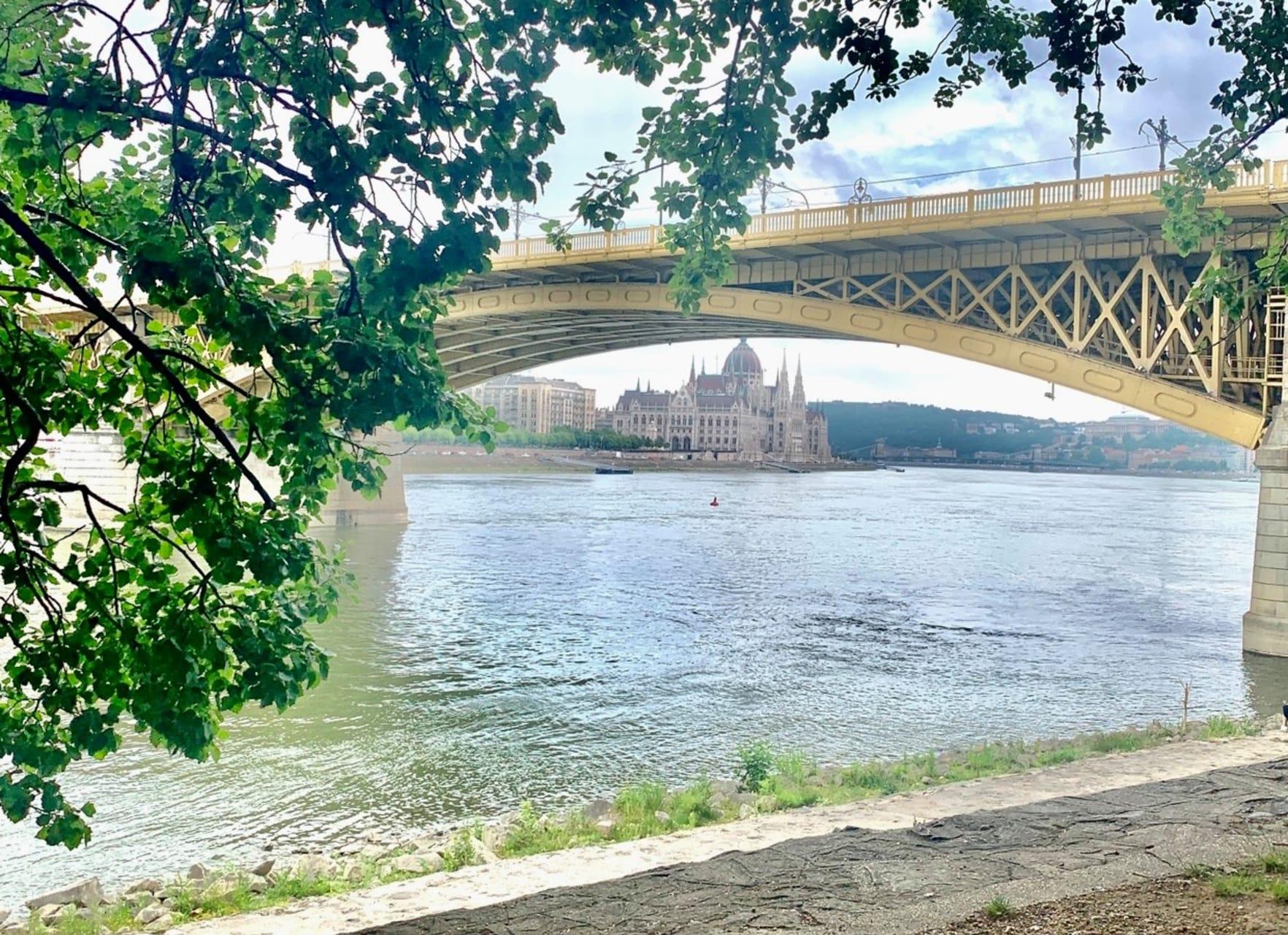 Budapest - Margaret Island Budapest - Exploring the South part and the Margaret Bridge - Part 3