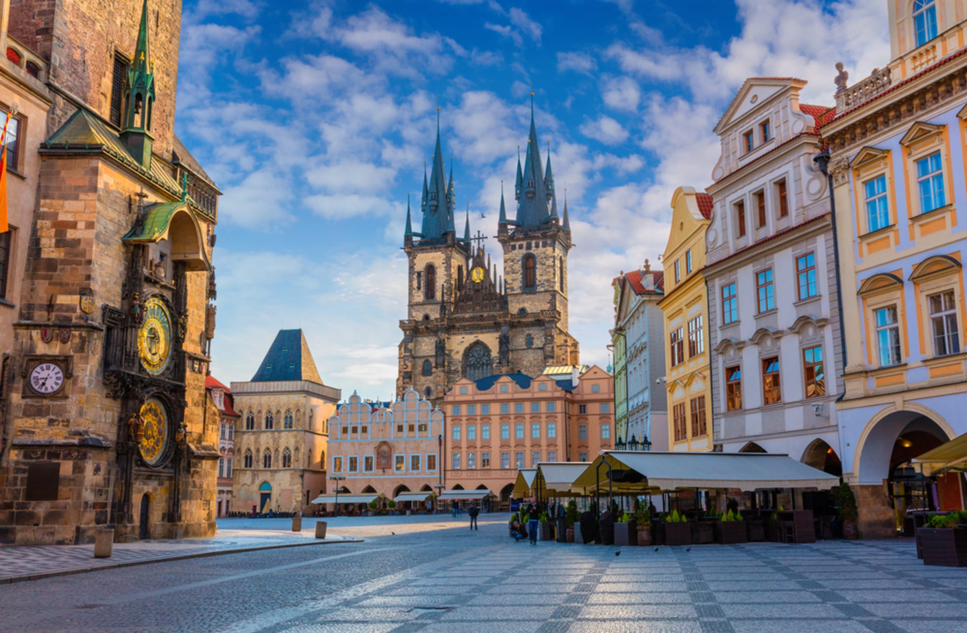 Prague - Prague's Old Town and the Iconic Astronomical Clock