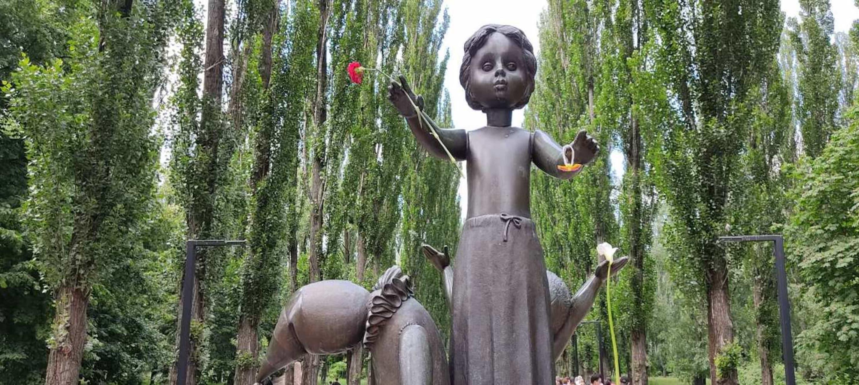 Kyiv - The Holocaust's Biggest Massacre. Babyn Yar.