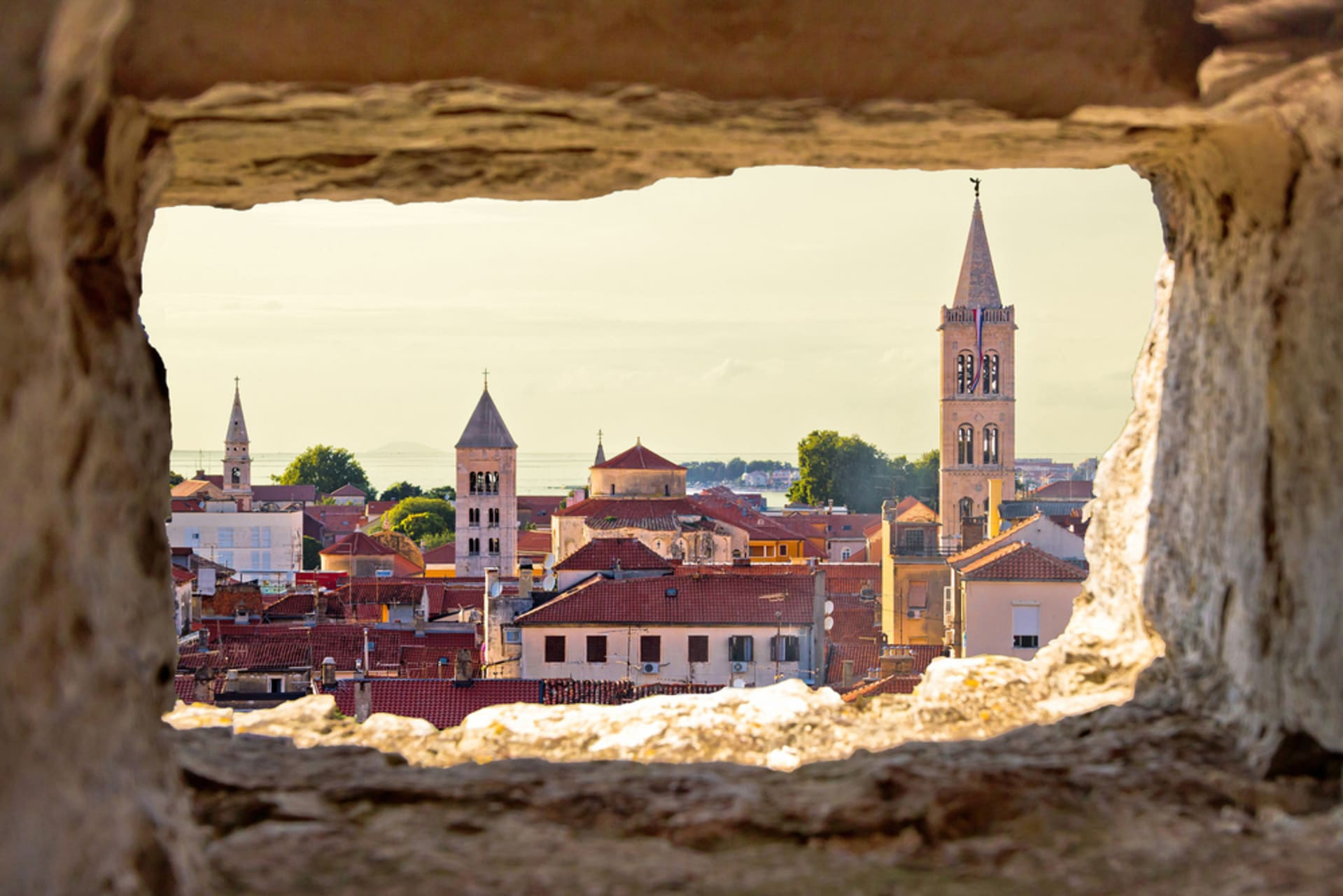 Zadar - From Ancient Zadar to the Newest Installation
