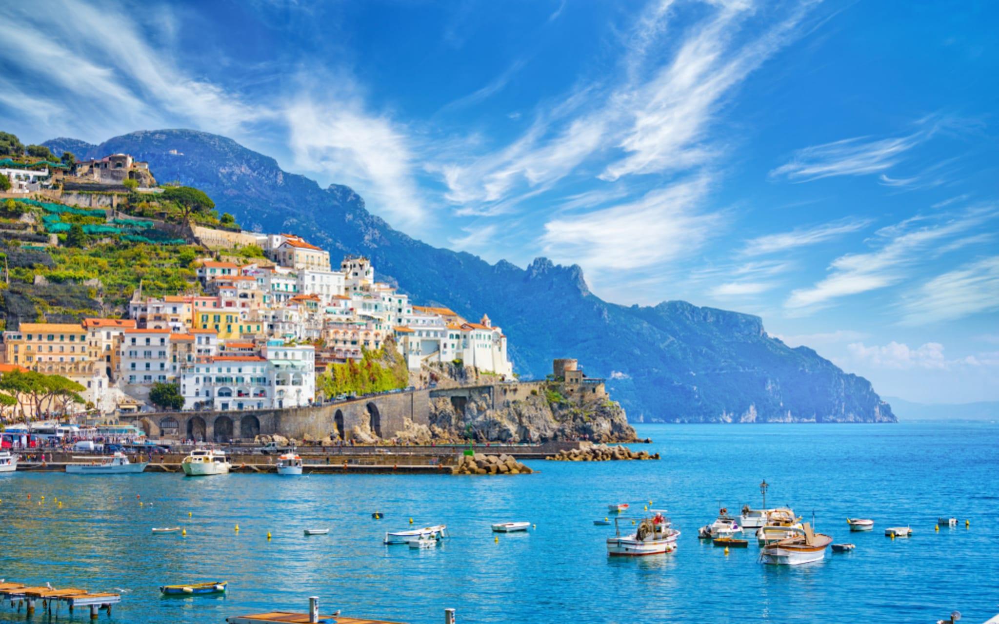 Amalfi Coast - Amalfi, the Divine city