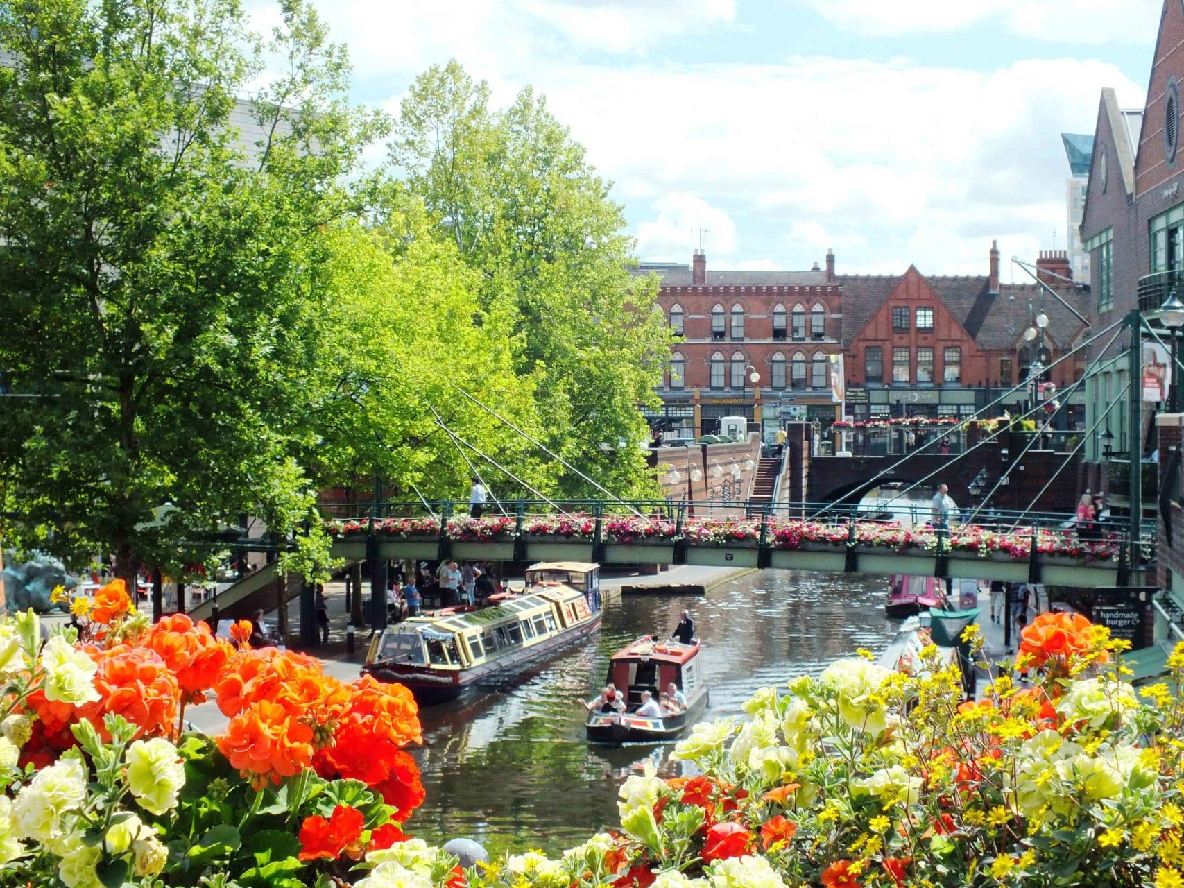 Birmingham - Bridges, Brawlers and Brewers
