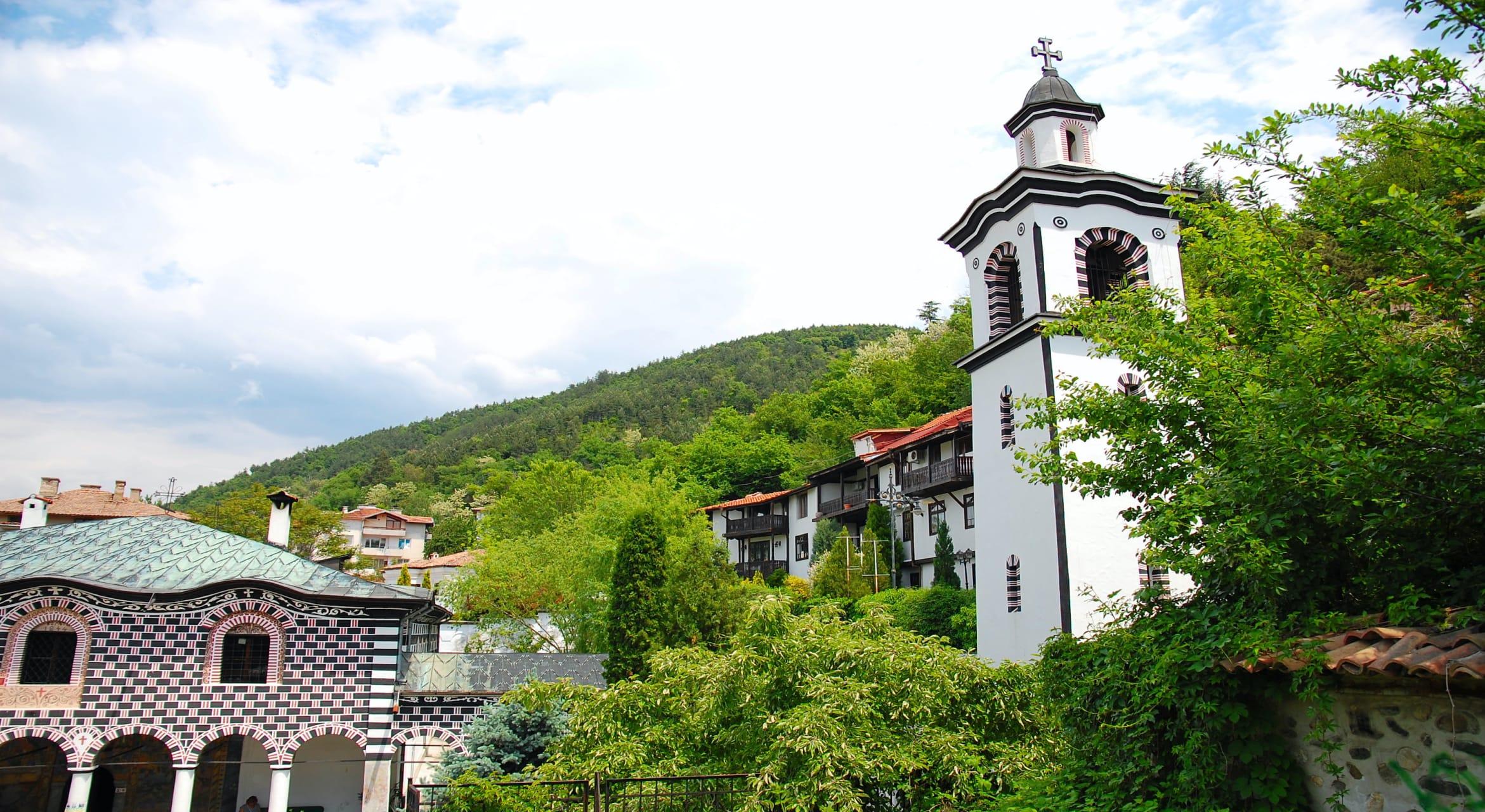Blagoevgrad - Bulgarian Renaissance in Stone