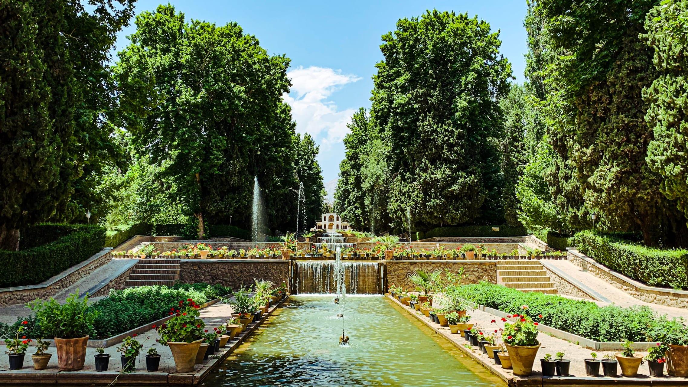 Kerman - Mahan Prince Garden