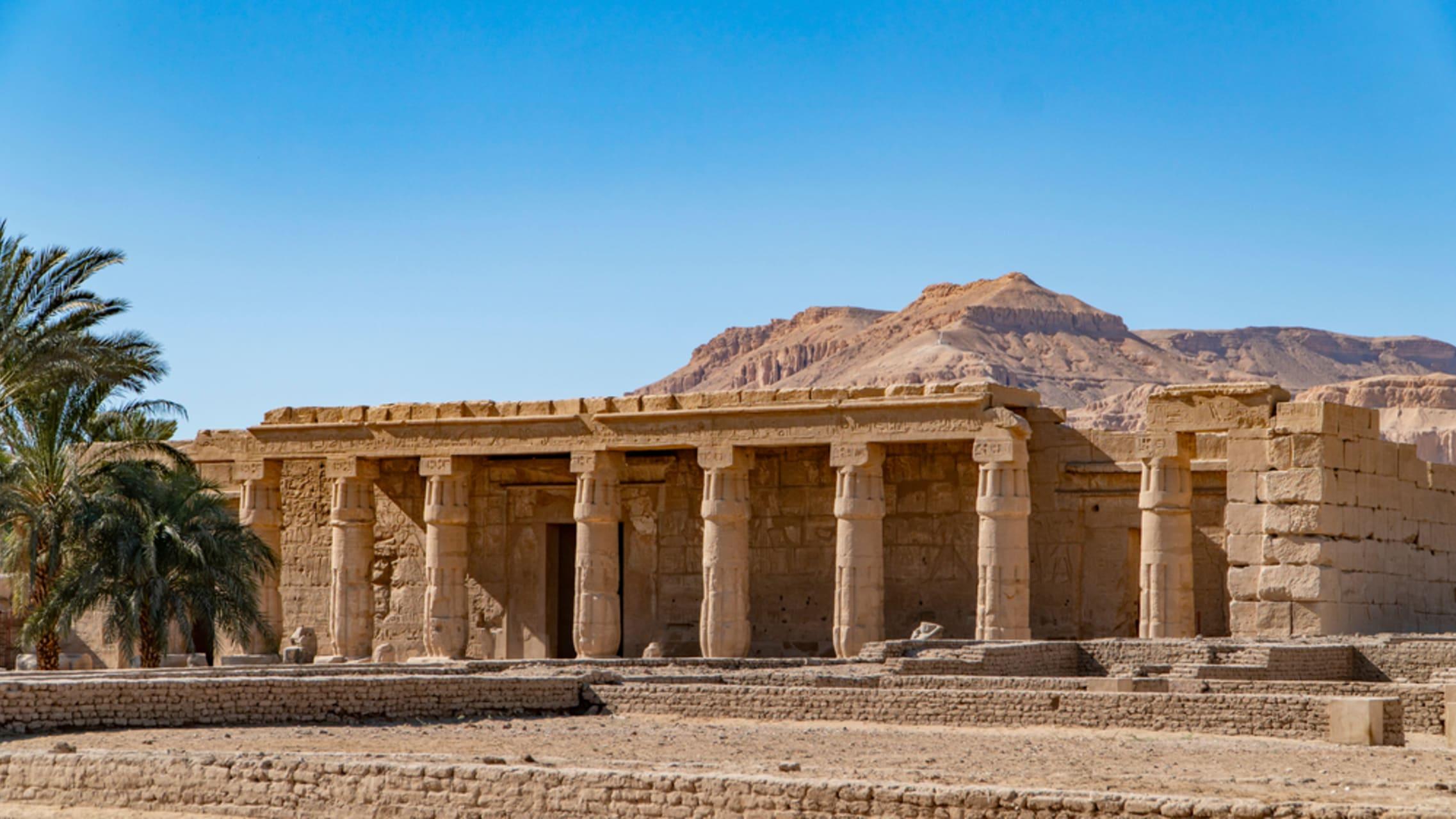 Luxor - Temple Of Seti I