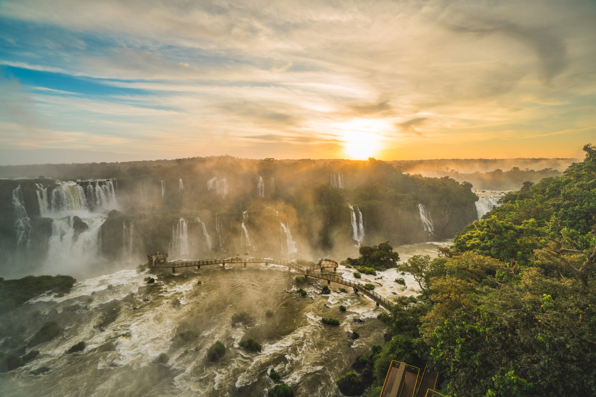 Iguazu Falls - Good Morning, Iguazu!