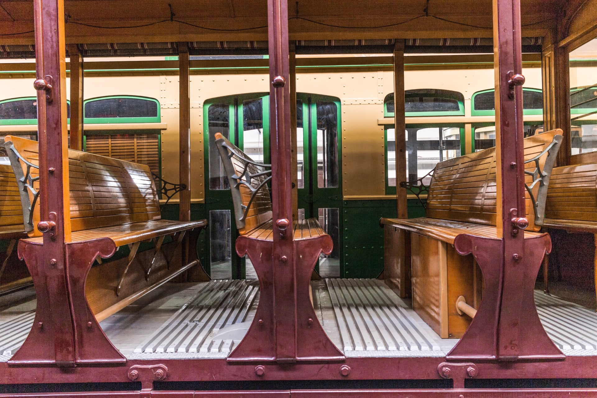 Melbourne - Travelling Trough Time in Melbourne's Tram Museum