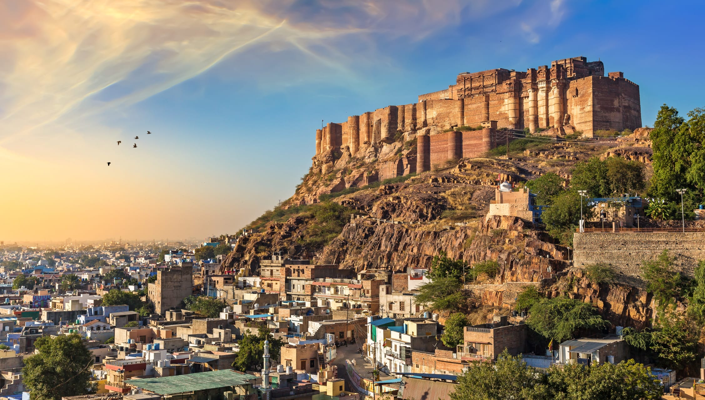 Delhi - Namaste from the Sun City- Jodhpur, Rajasthan