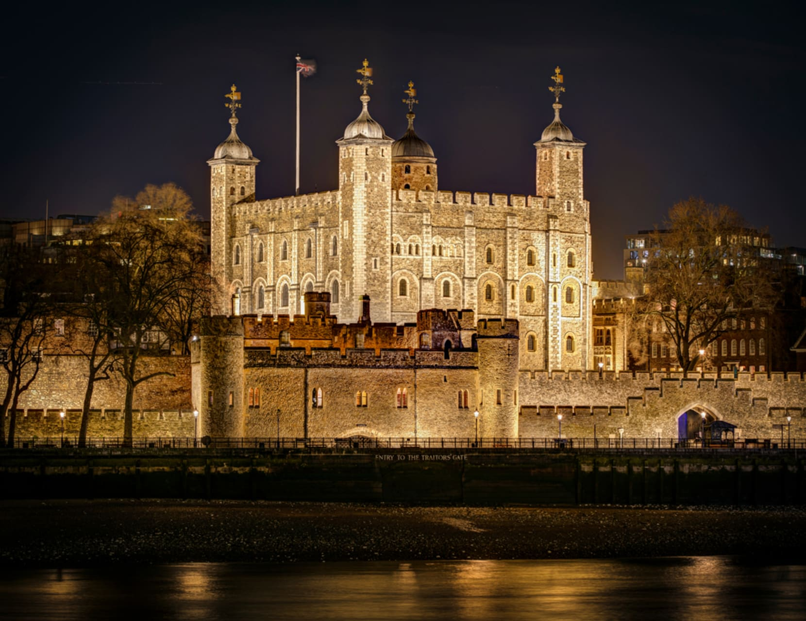 London - Haunted London! A sinister look at London's most spine-chilling site: The Tower of London!