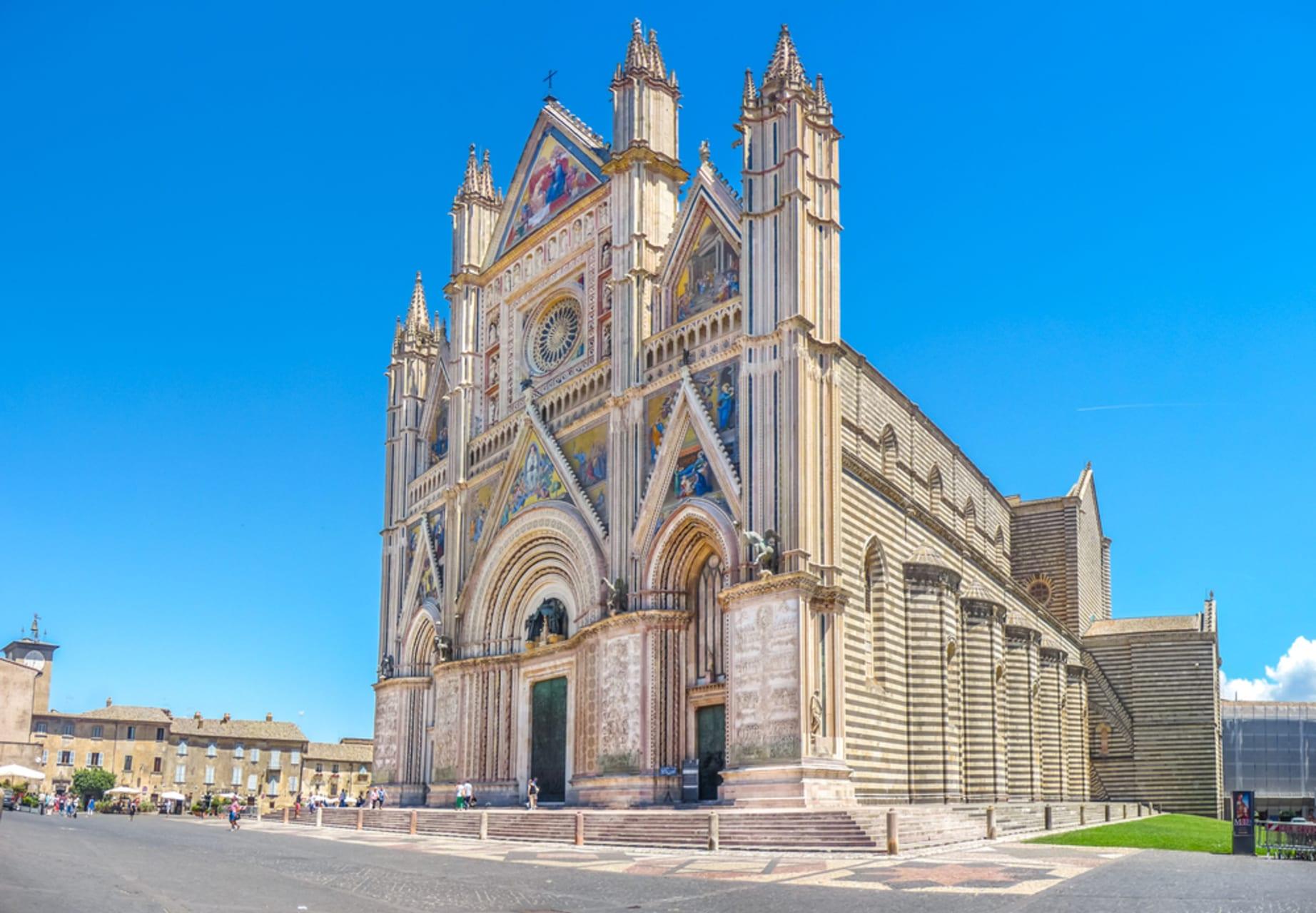 Orvieto - Ubi Papa Ibi Roma