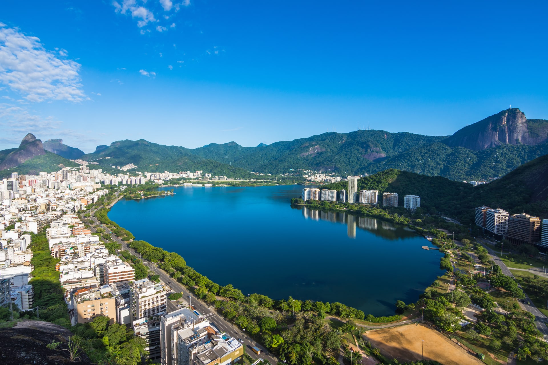 Rio de Janeiro - Hiking in the Forest with Art - Catacumba Park