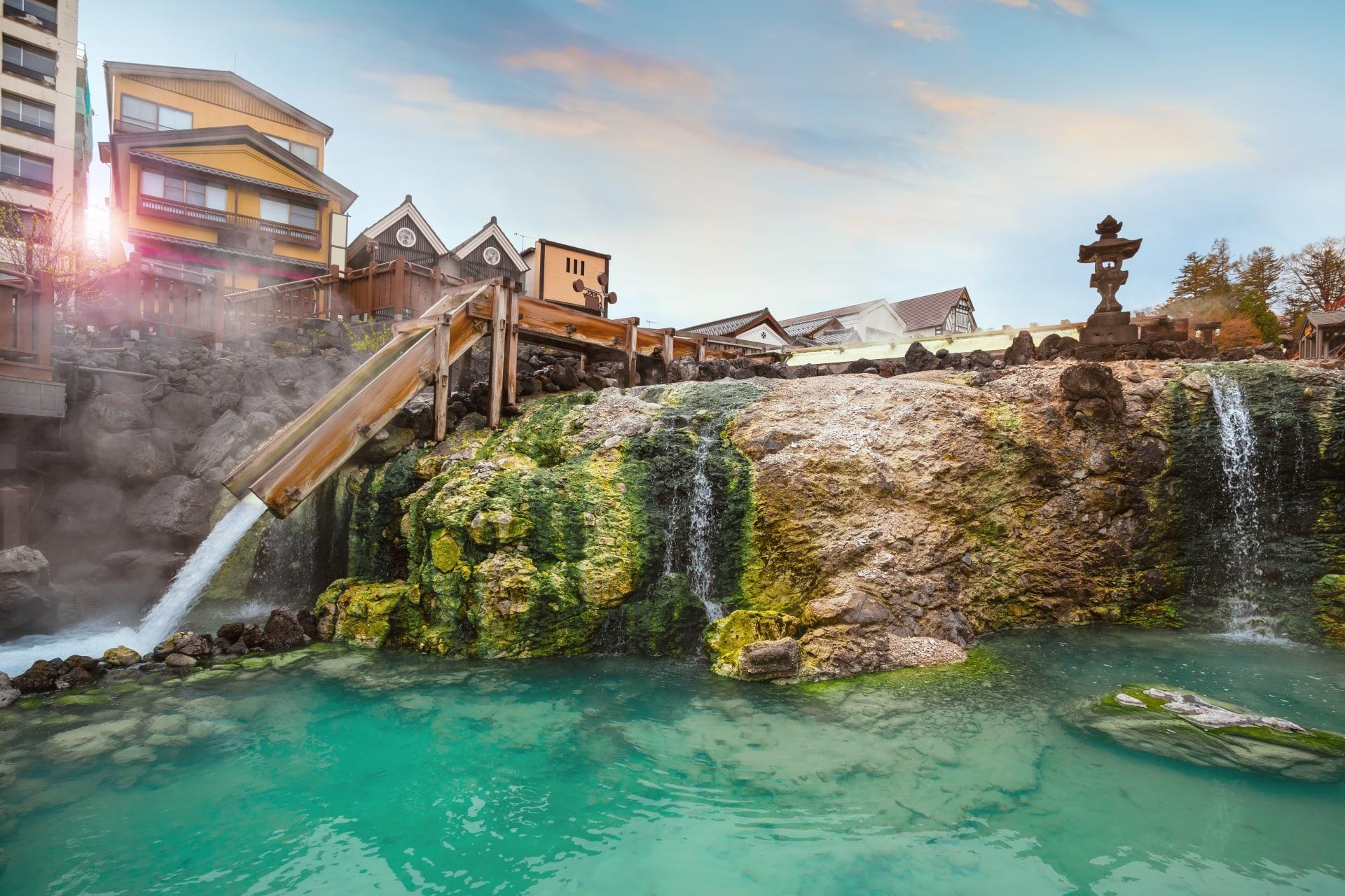 Gunma - Kusatsu: Japan's Favorite Hot Spring Town