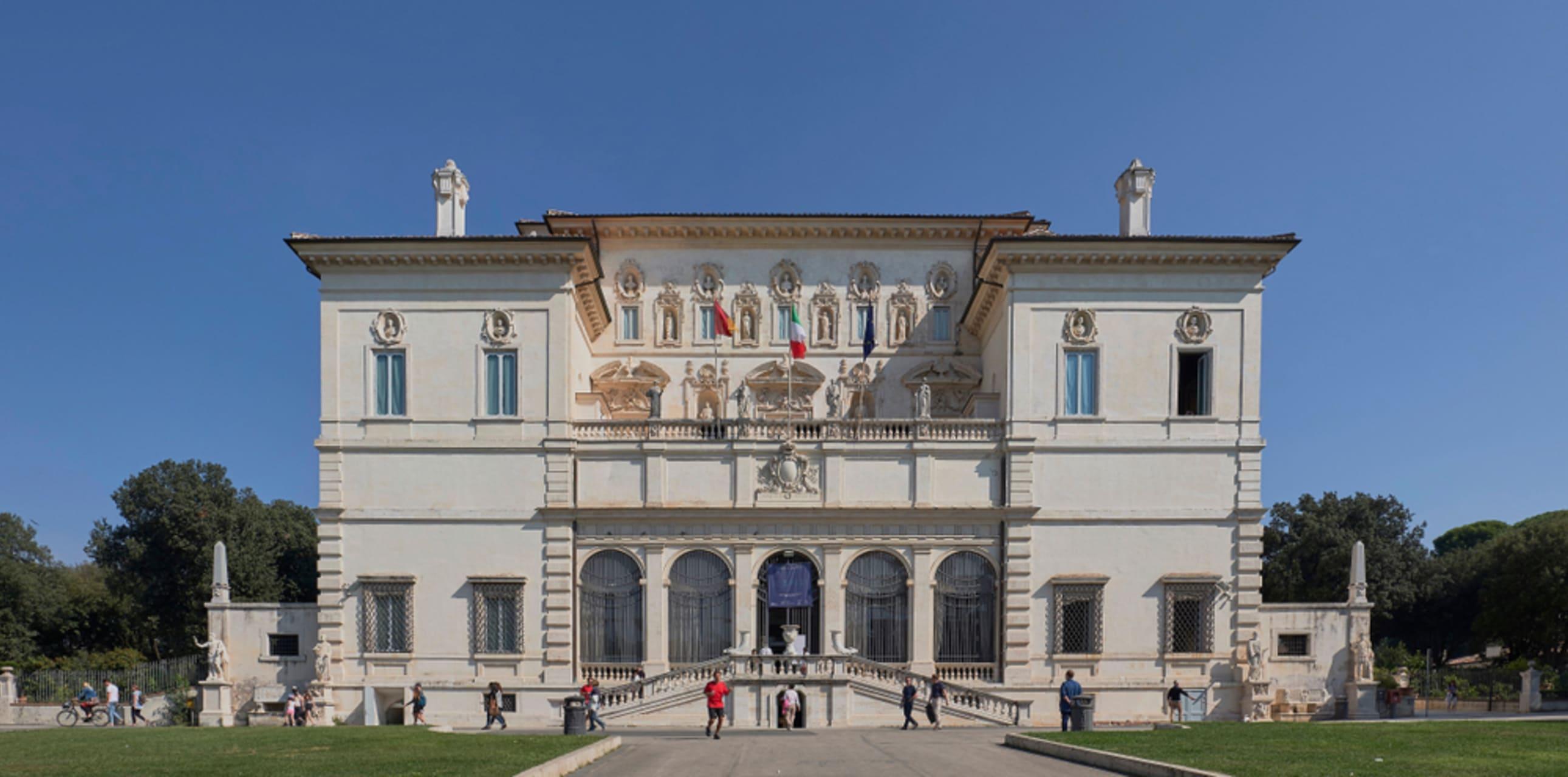 Rome - Villa Borghese - Part 1