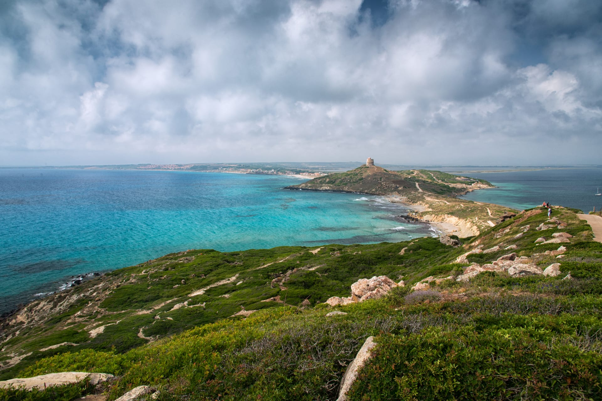 Sardinia - The Stunning Peninsula of Sinis and the Ruins of Tharros - Limited Edition